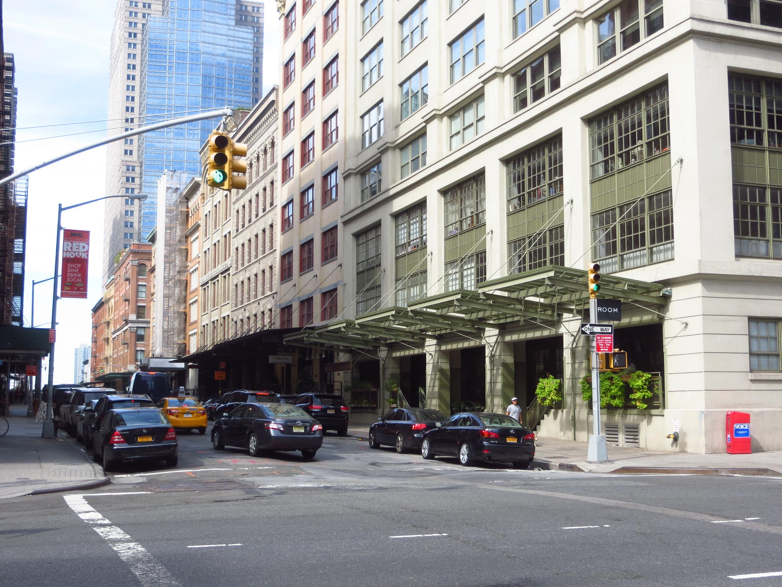 More N. Moore St. buildings