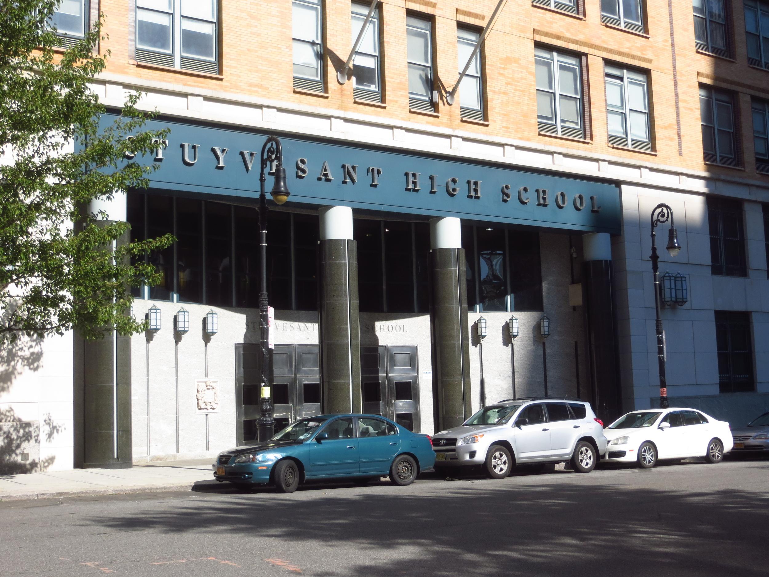 #1 Public High School in New York