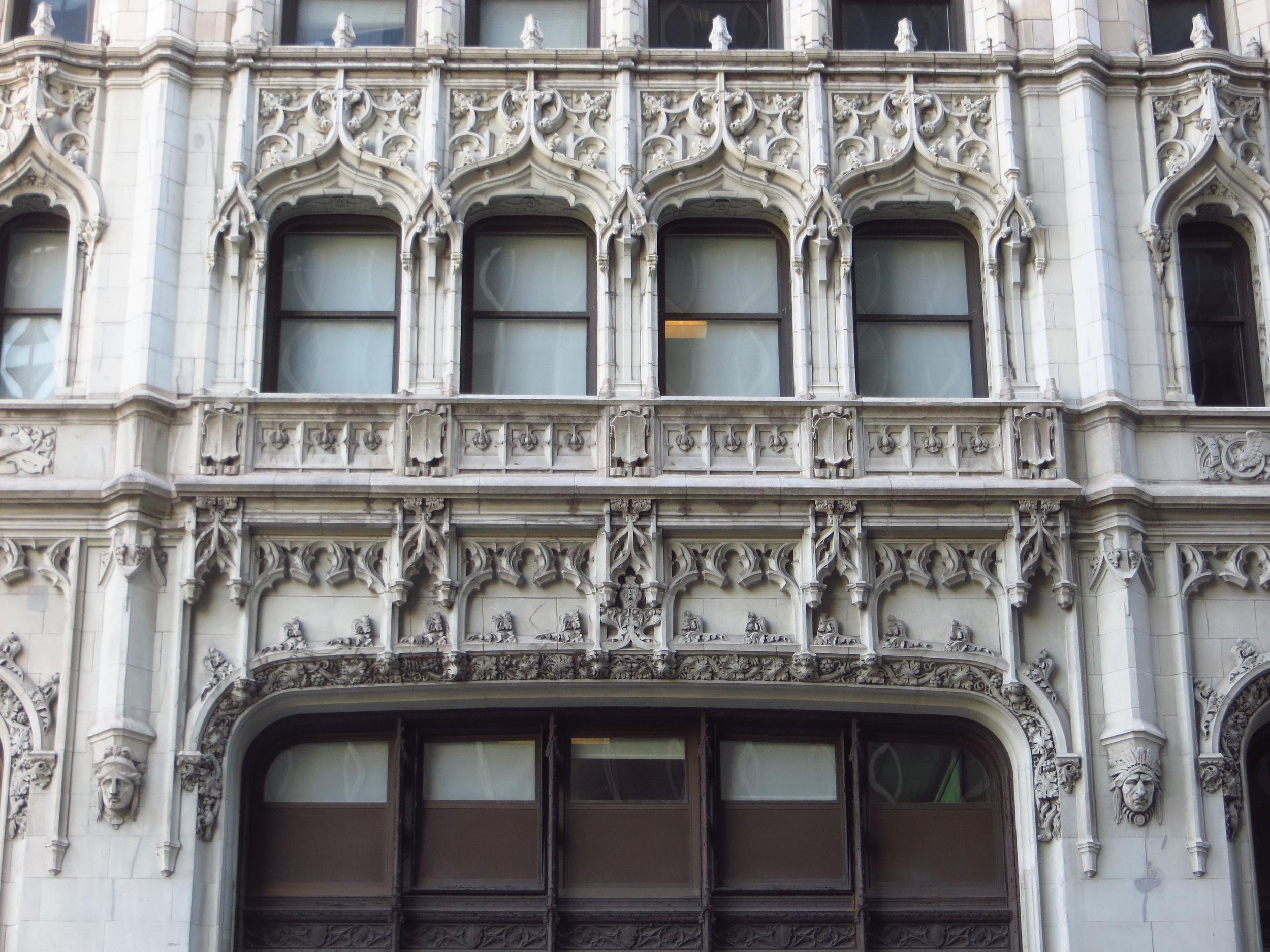 Woolworth Building facade