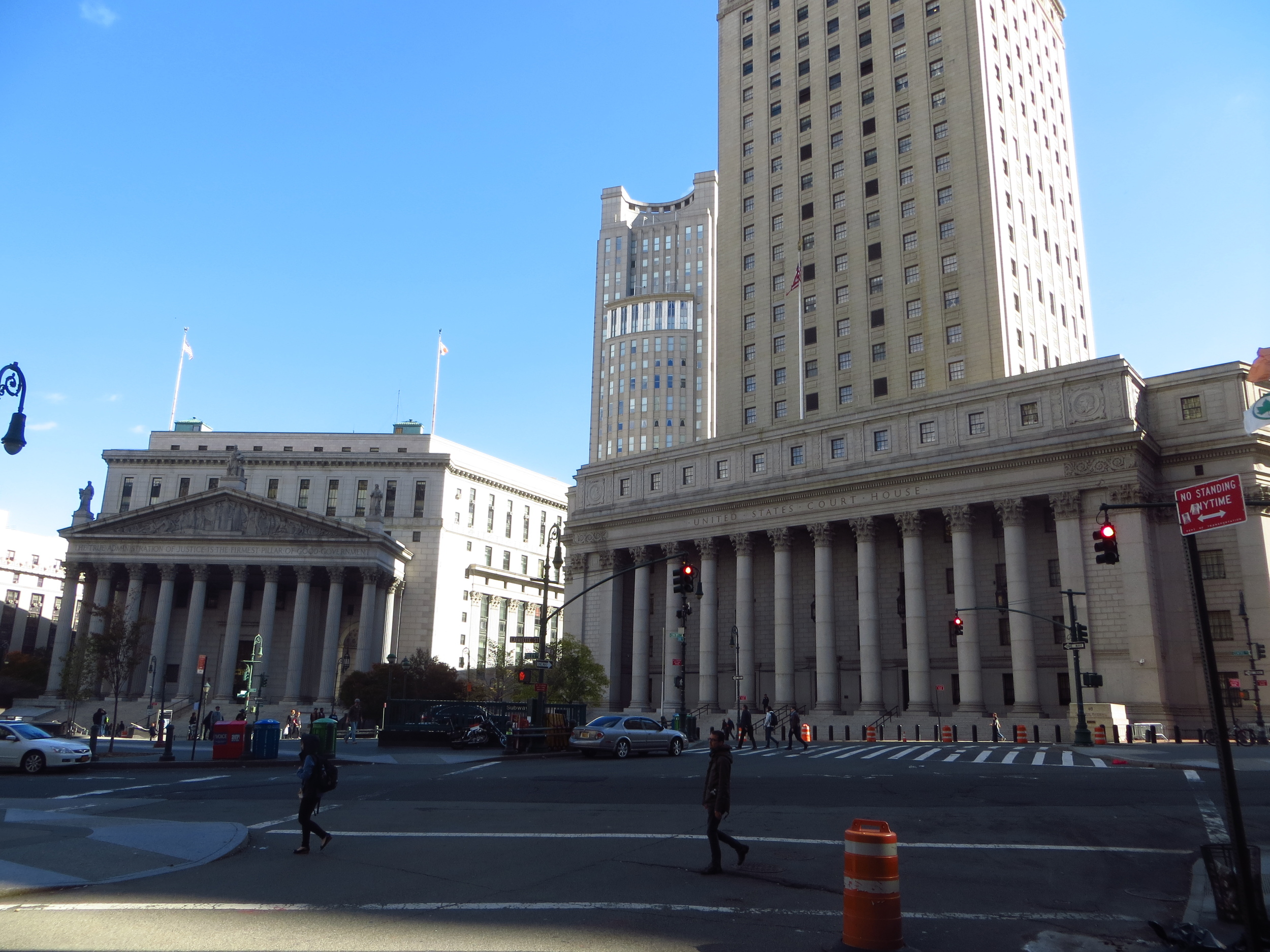 Courthouses