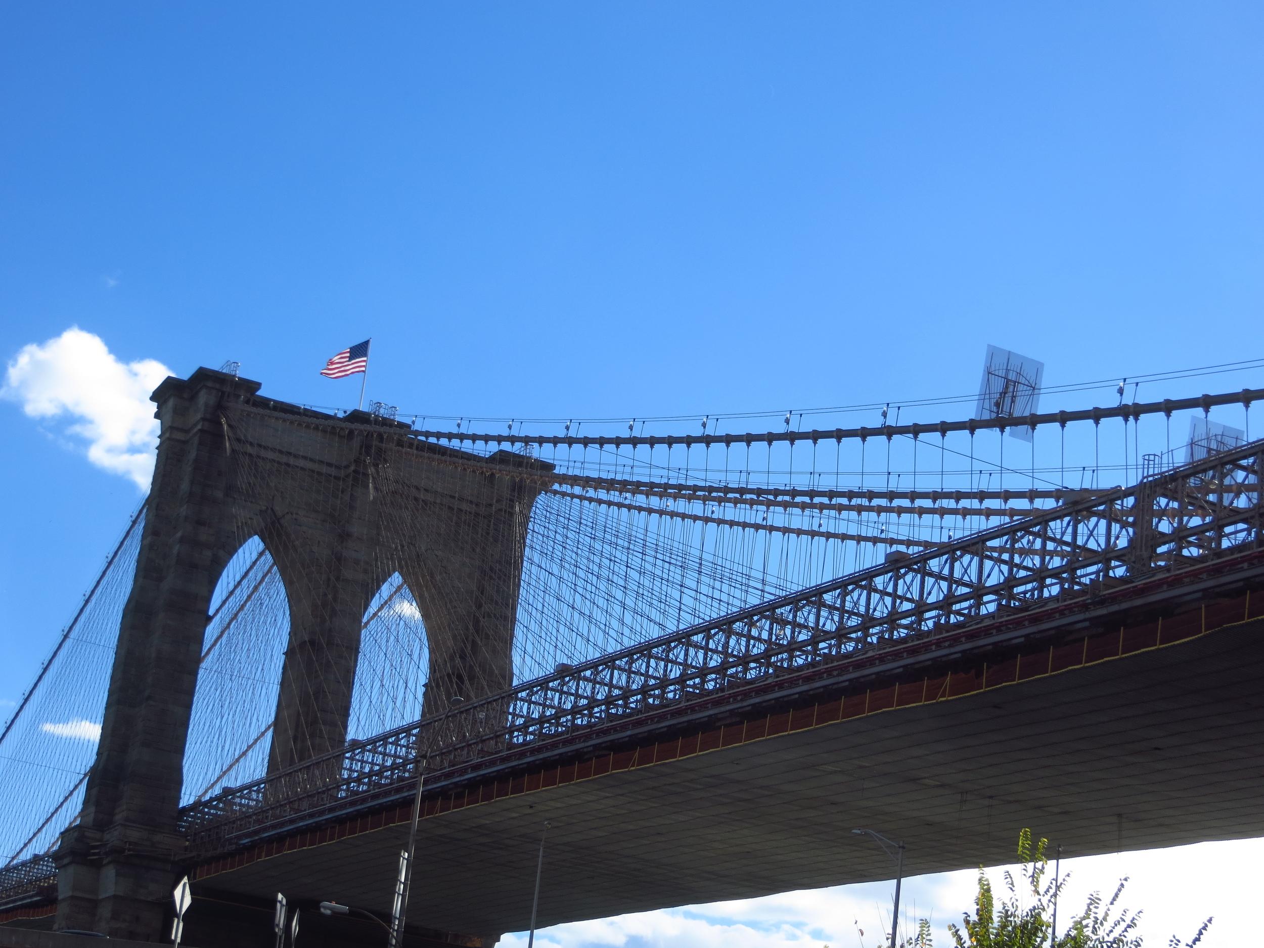 More Brooklyn Bridge