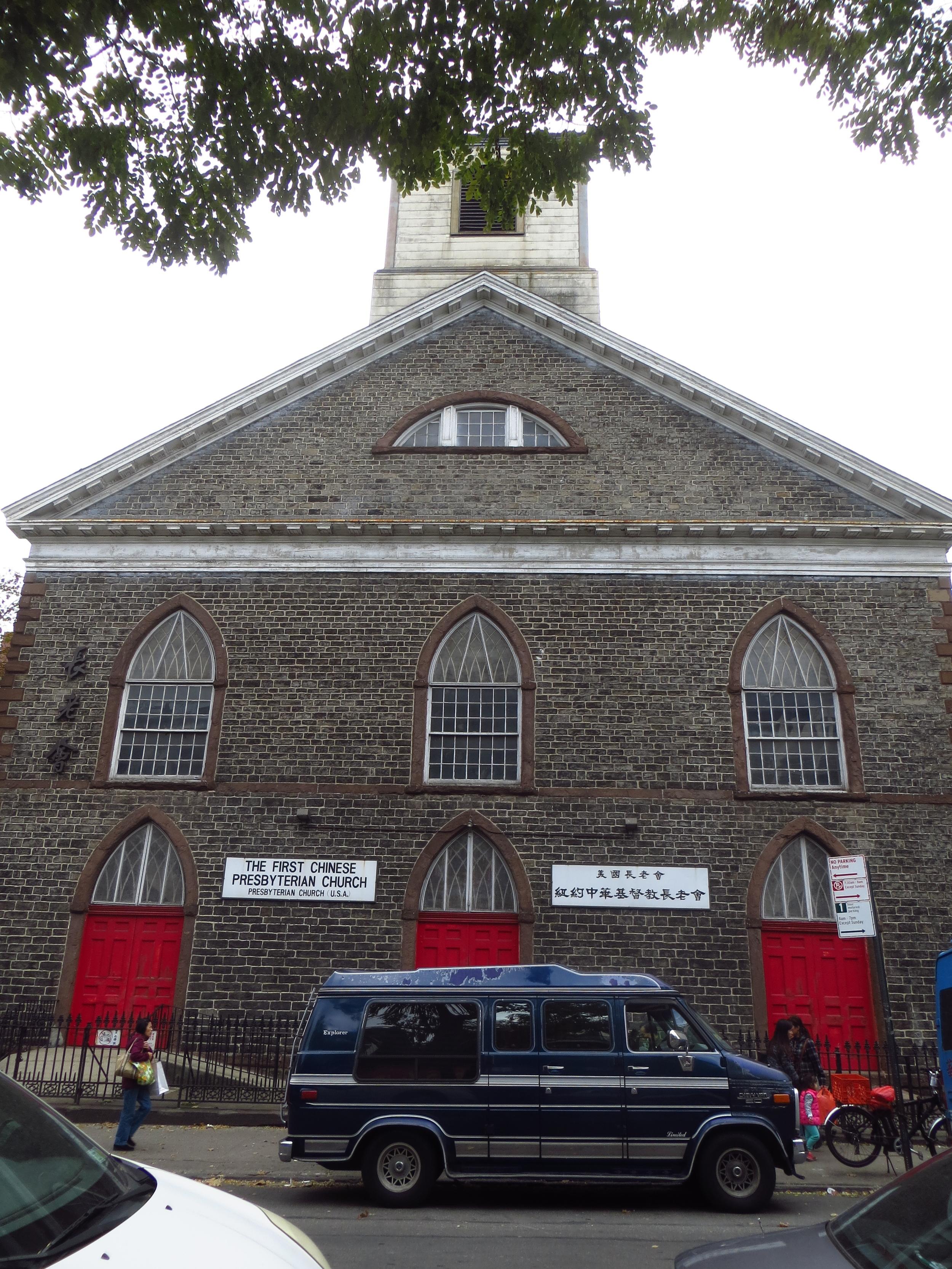 First Chinese Presbyterian Church (b. 1817)