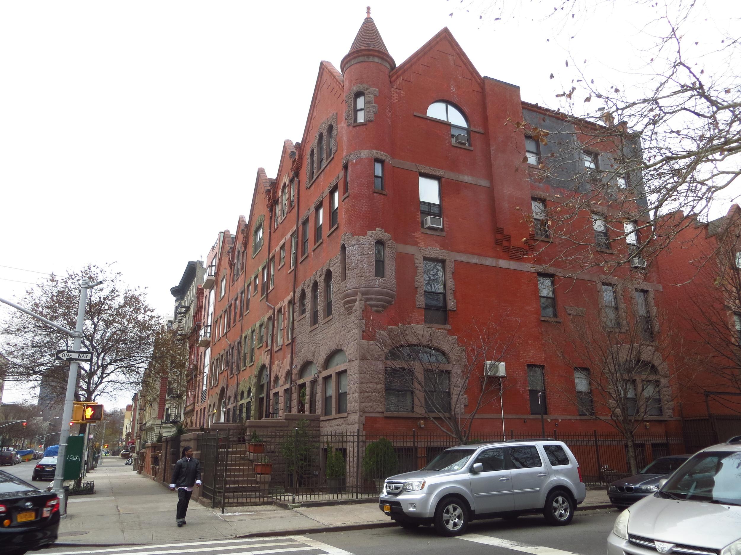 More Harlem homes