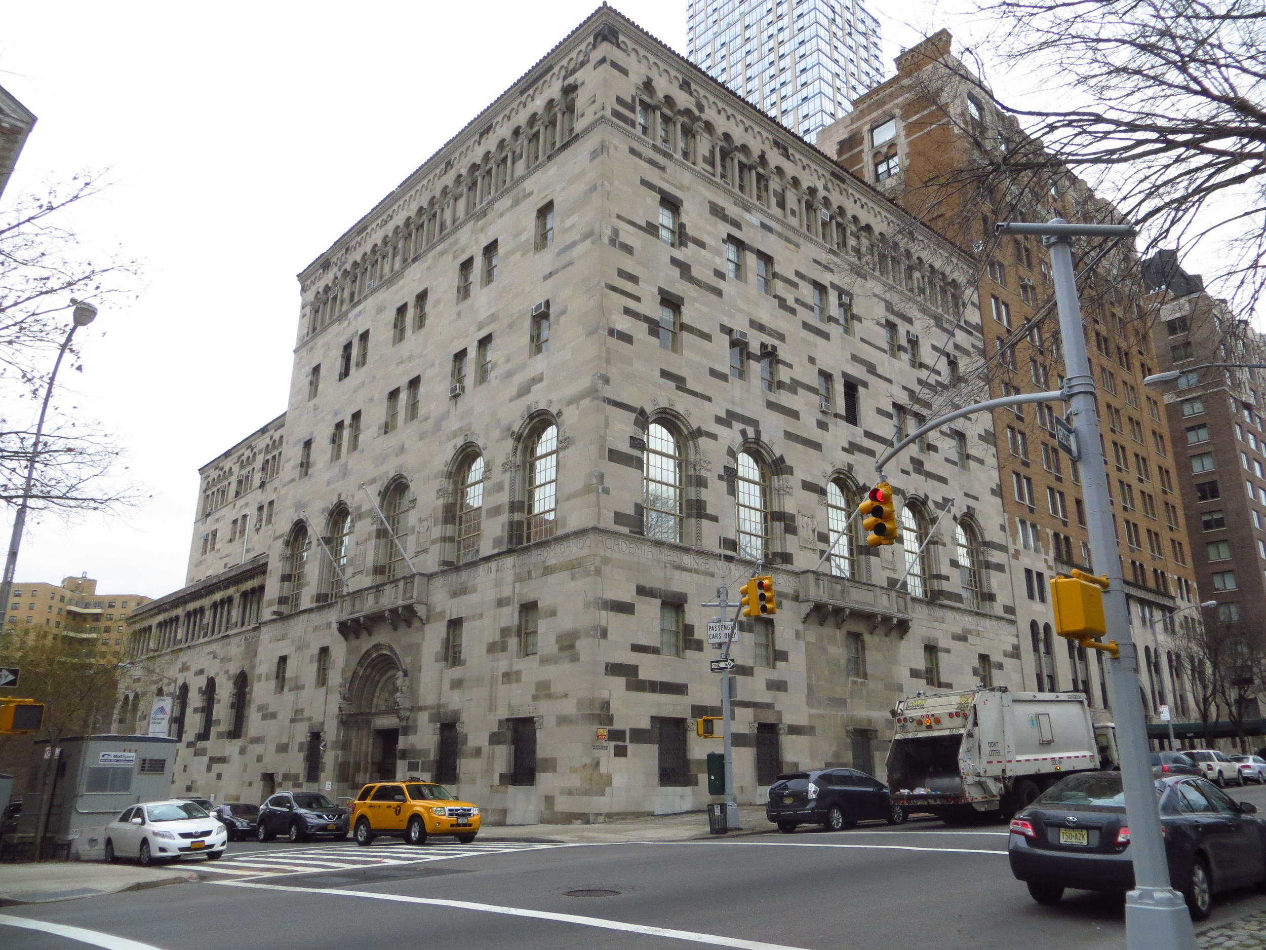 New York Academy of Medicine