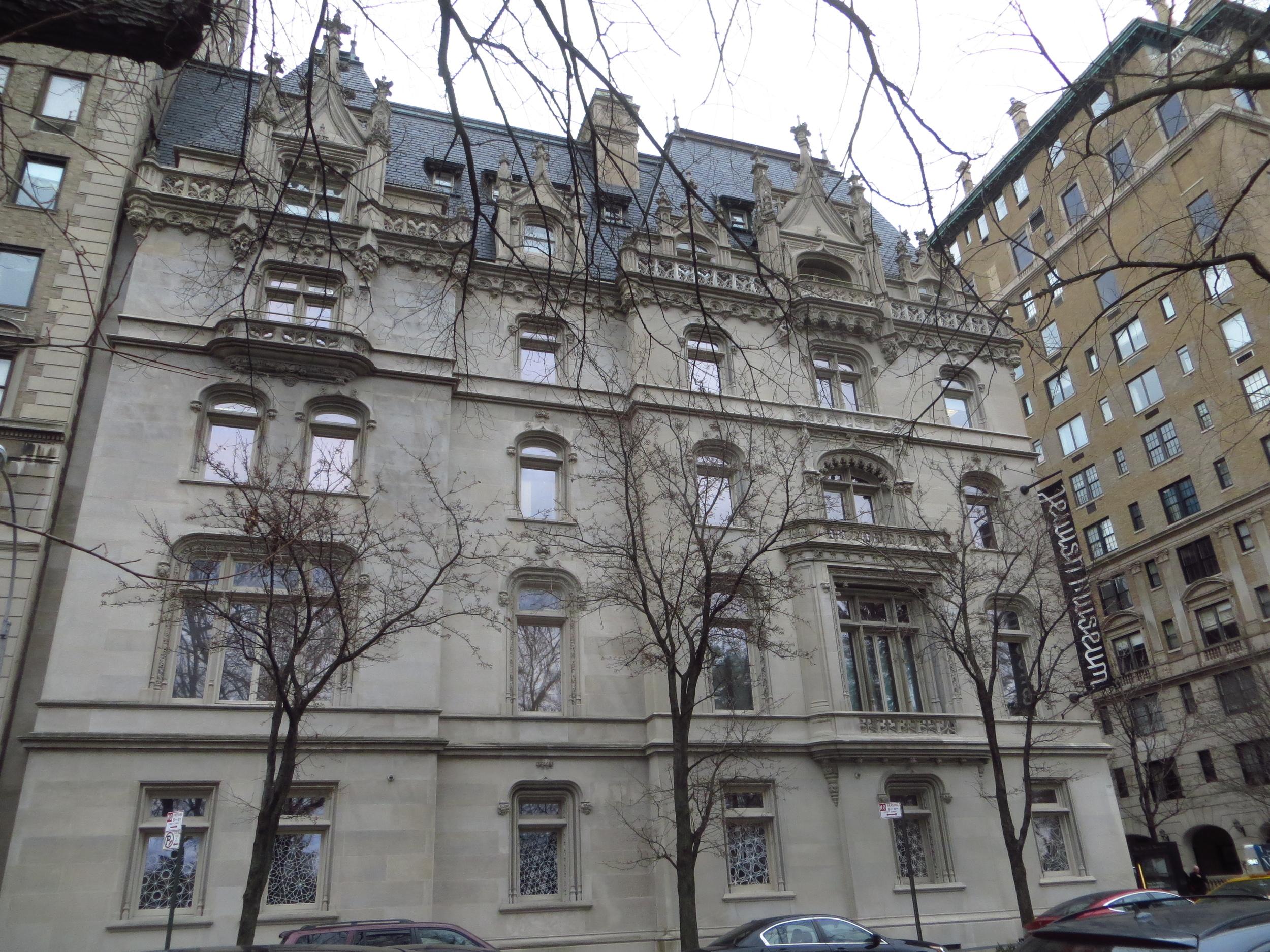 Jewish Museum (Felix Warburg Mansion)