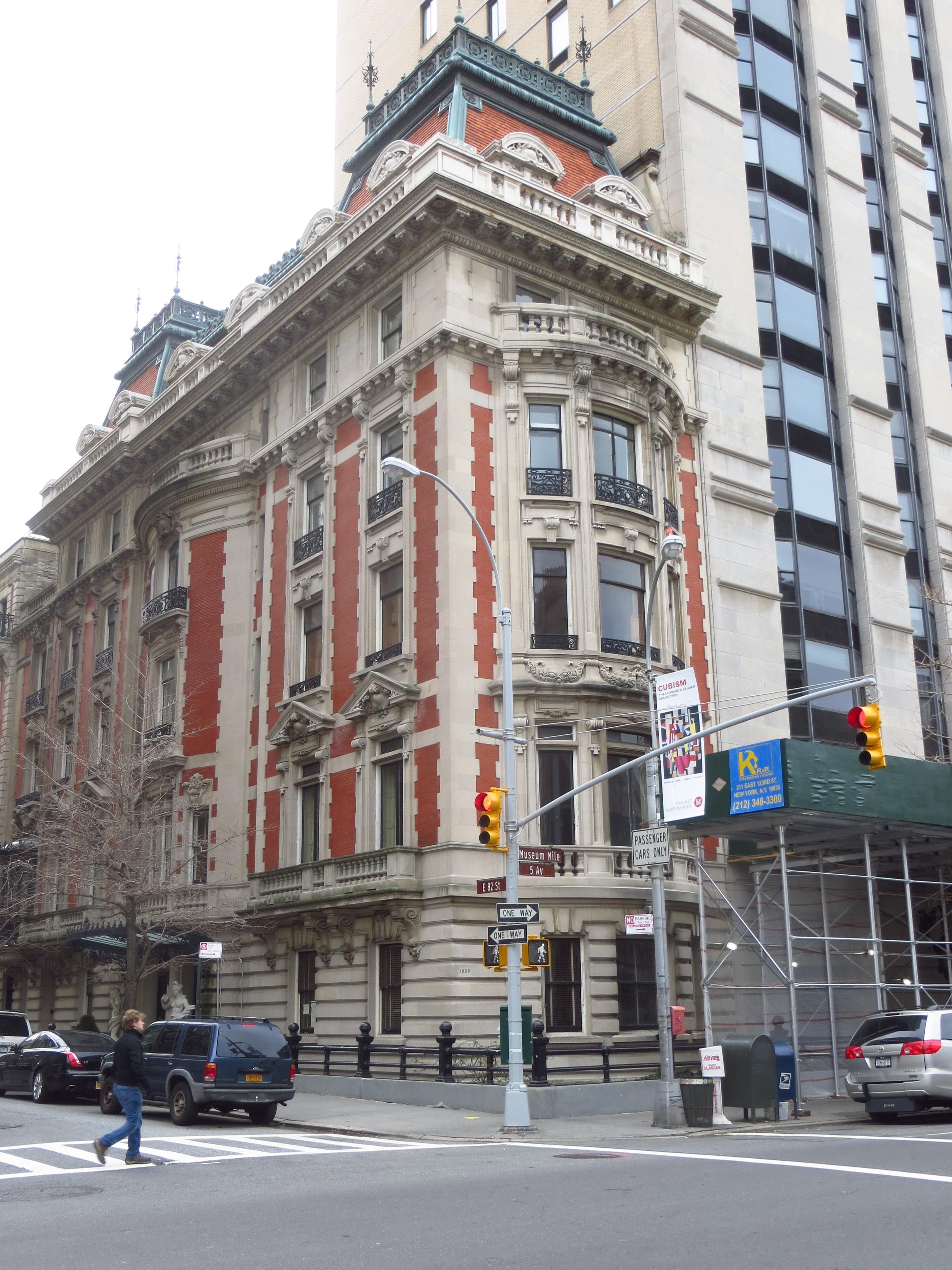 5th Avenue Mansion