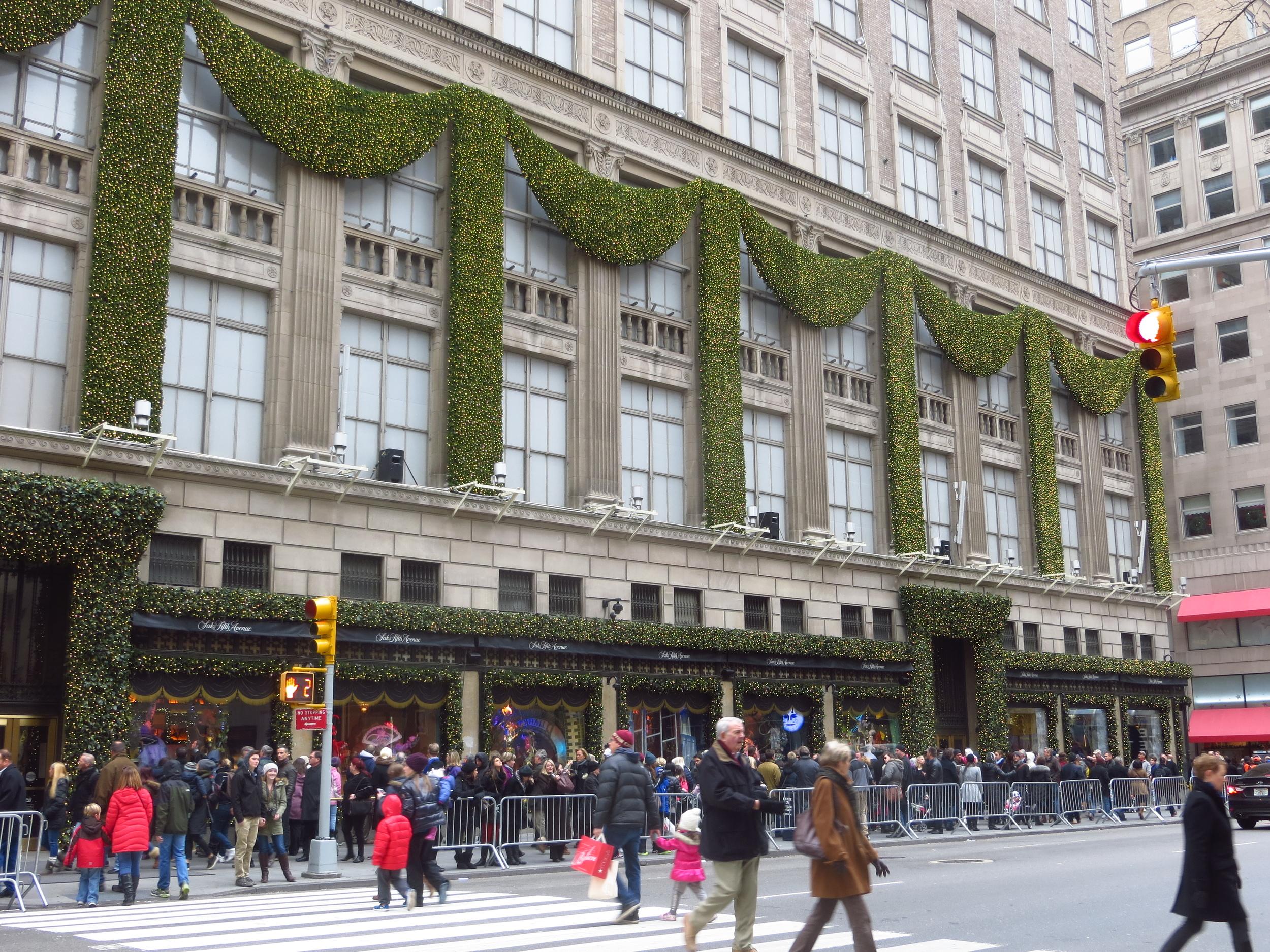 Sak's Fifth Avenue