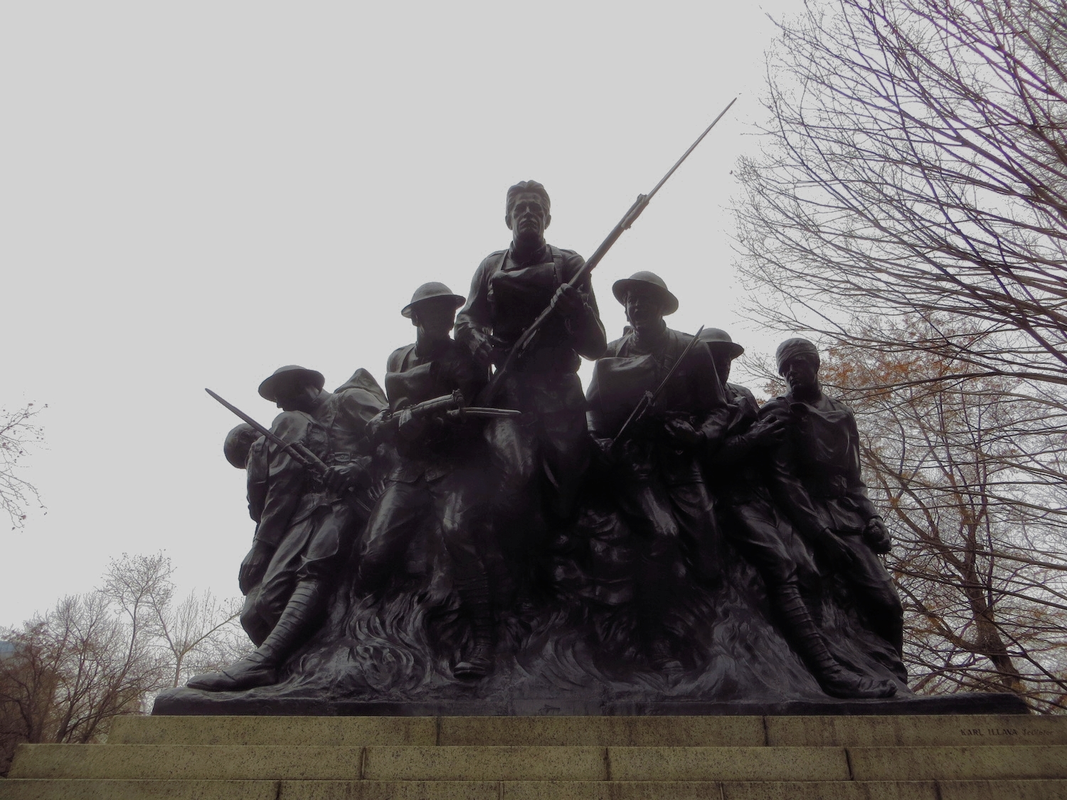 107th Infantry Memorial (WWI)
