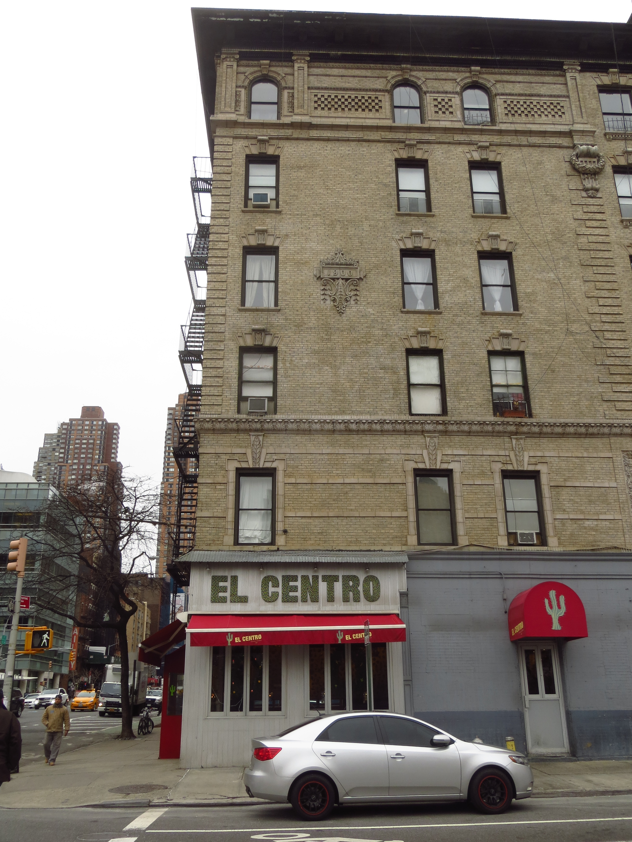 Hell's Kitchen Apartments
