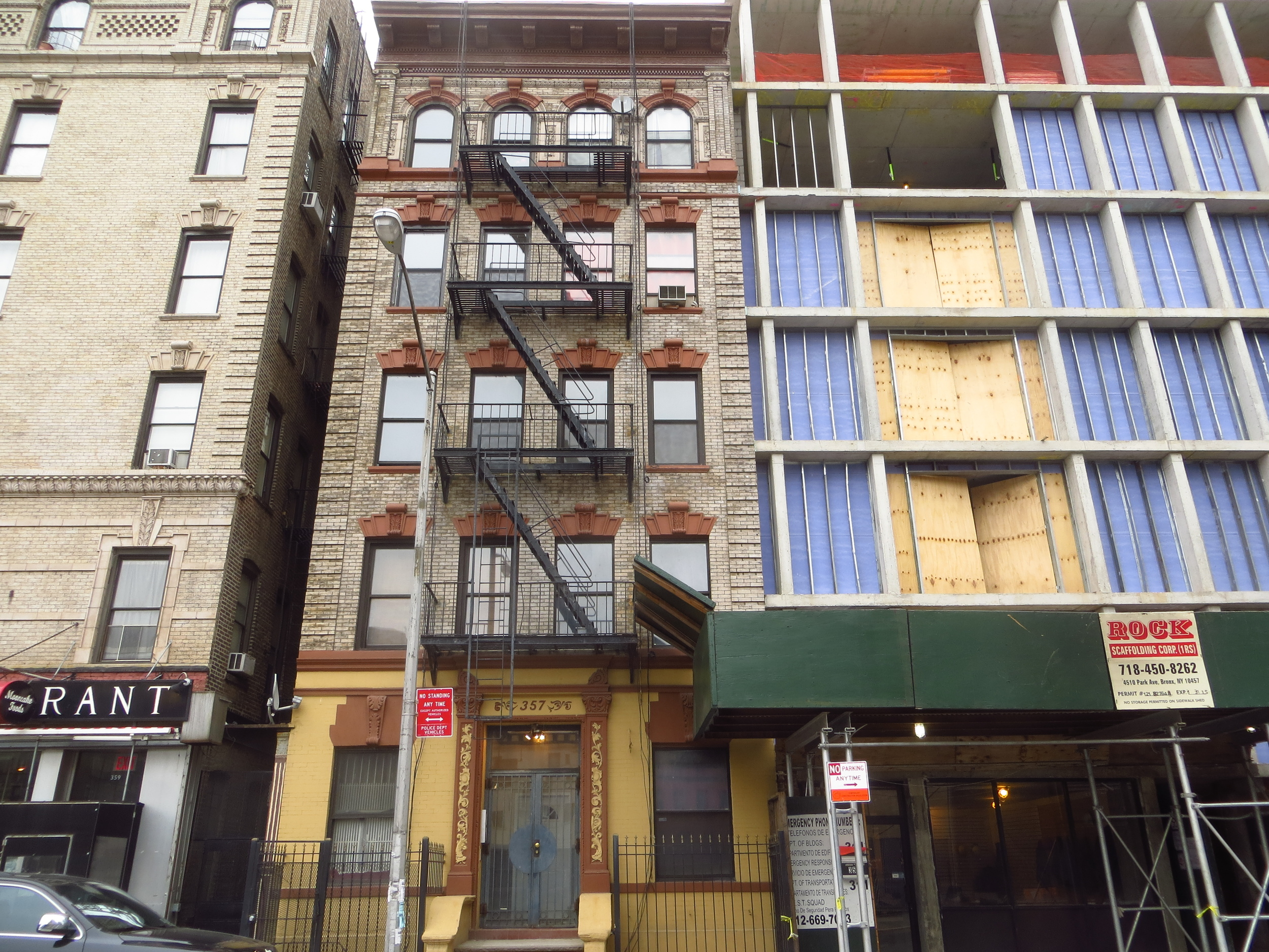 More Hell's Kitchen apartments