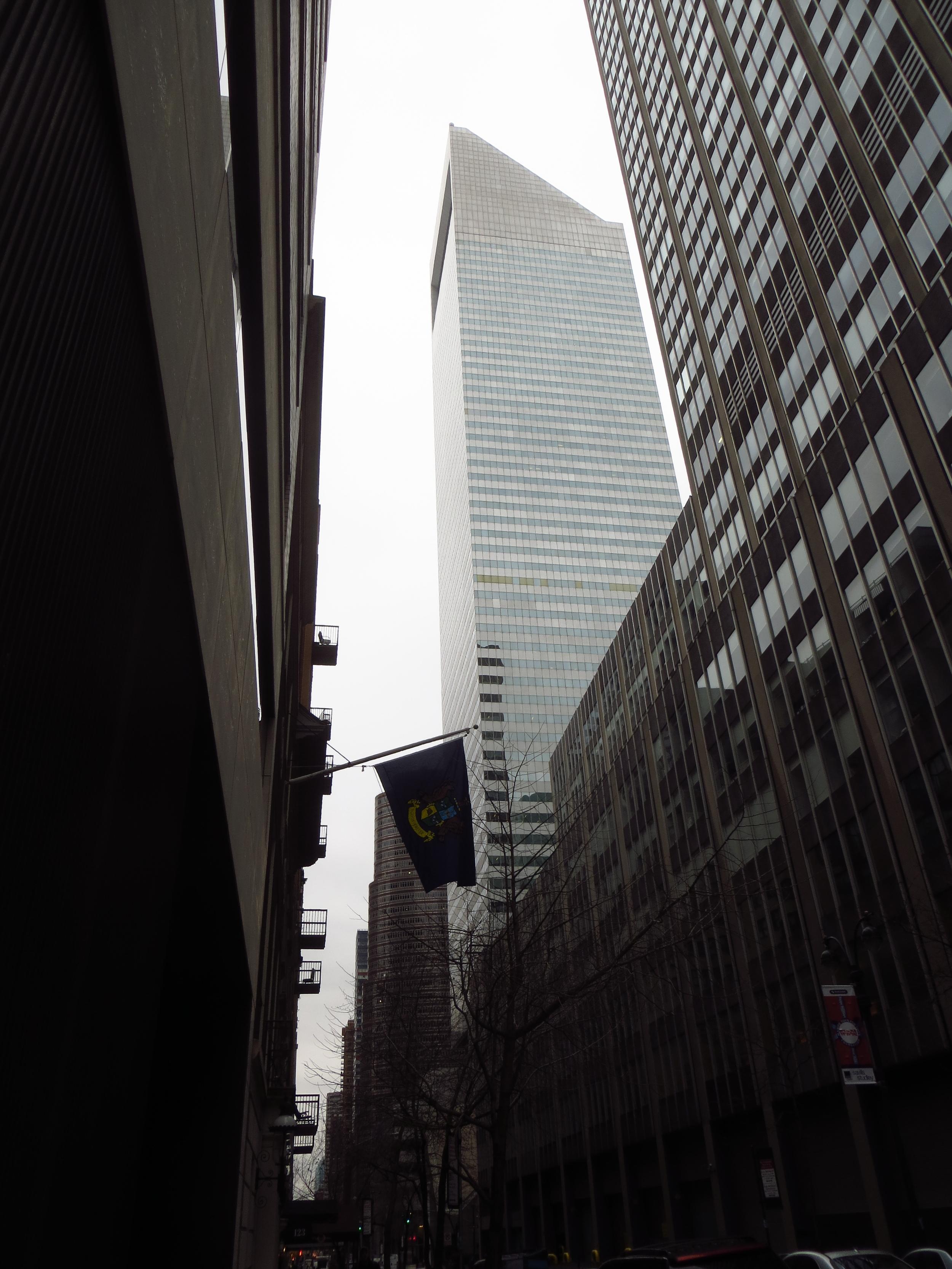 Citigroup Center (b.1977)