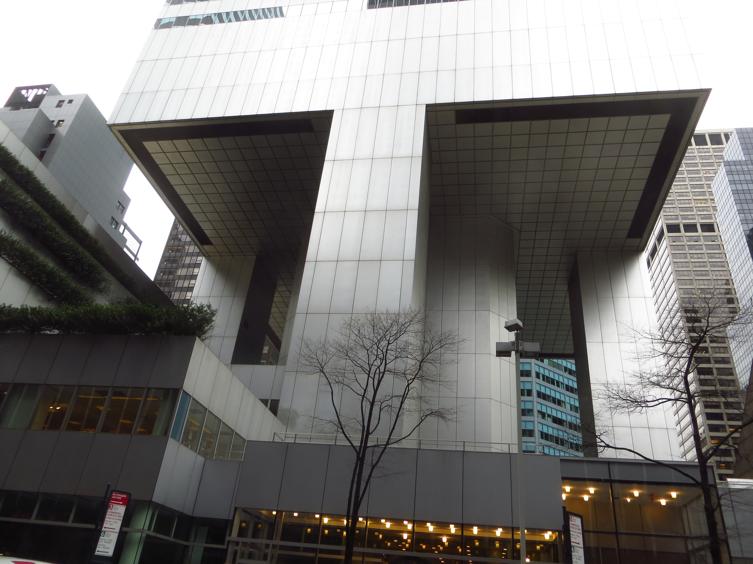 Citigroup Center base