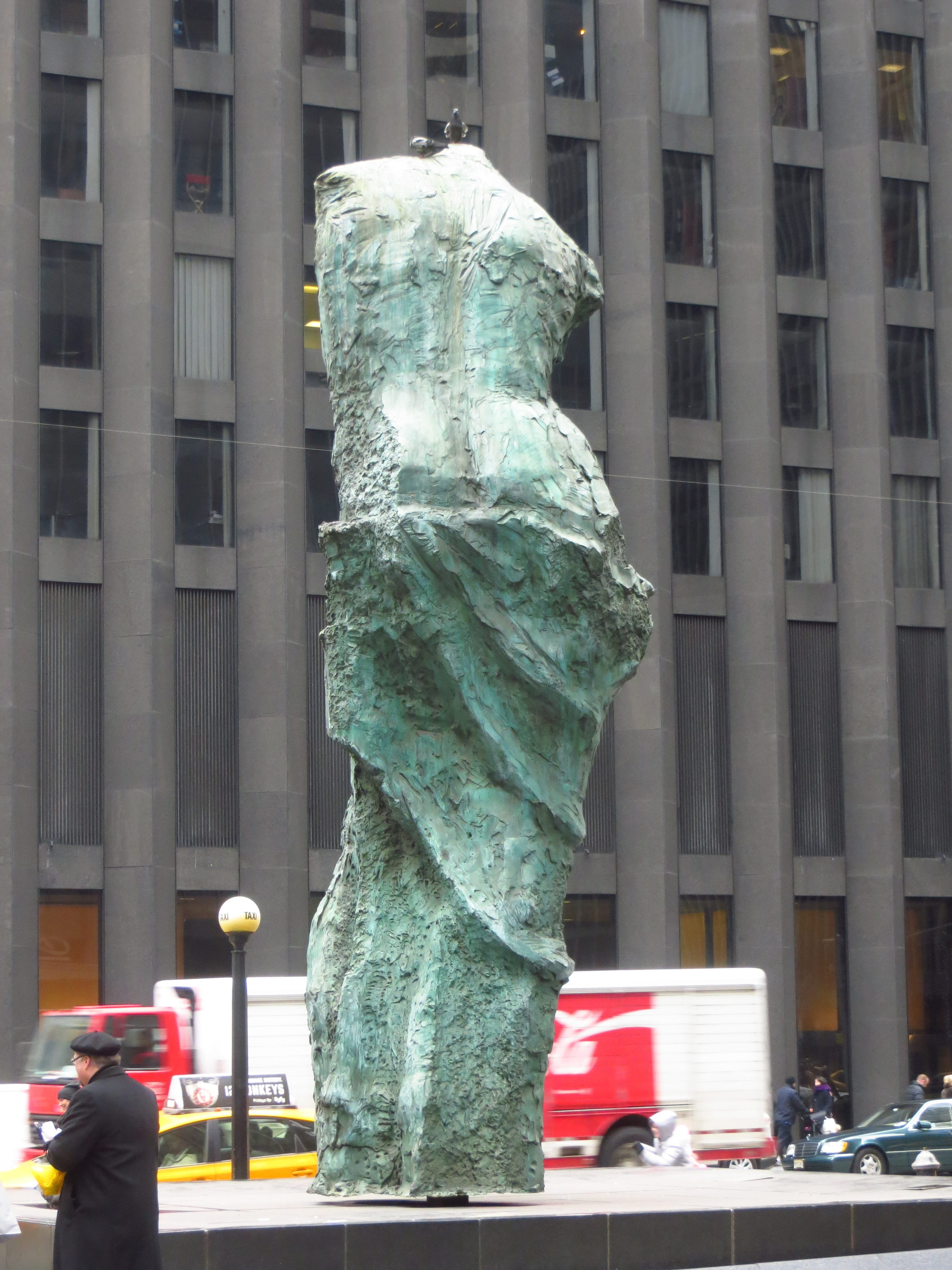 Bronze Venus