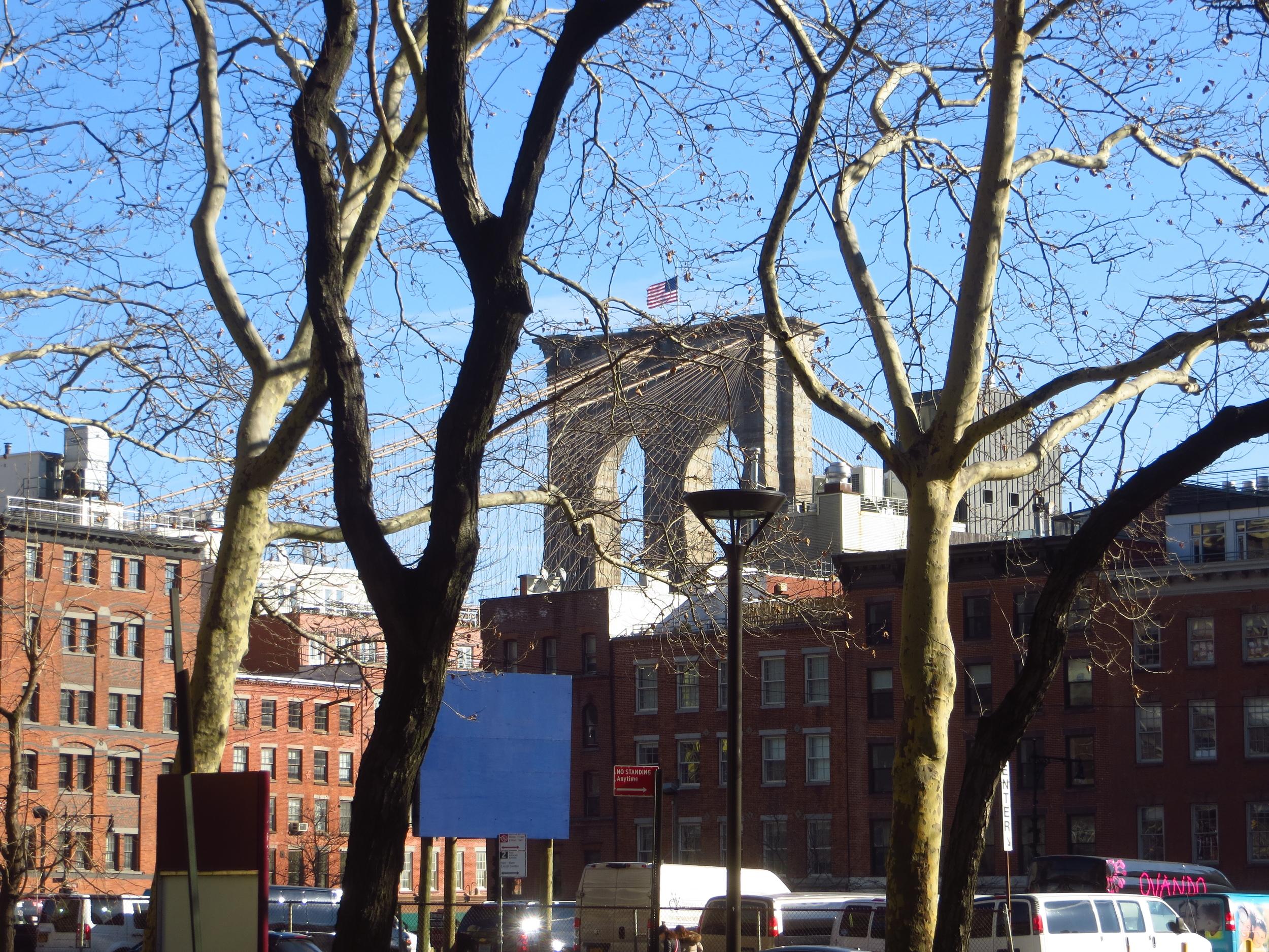 Brooklyn Bridge & South Street Seaport