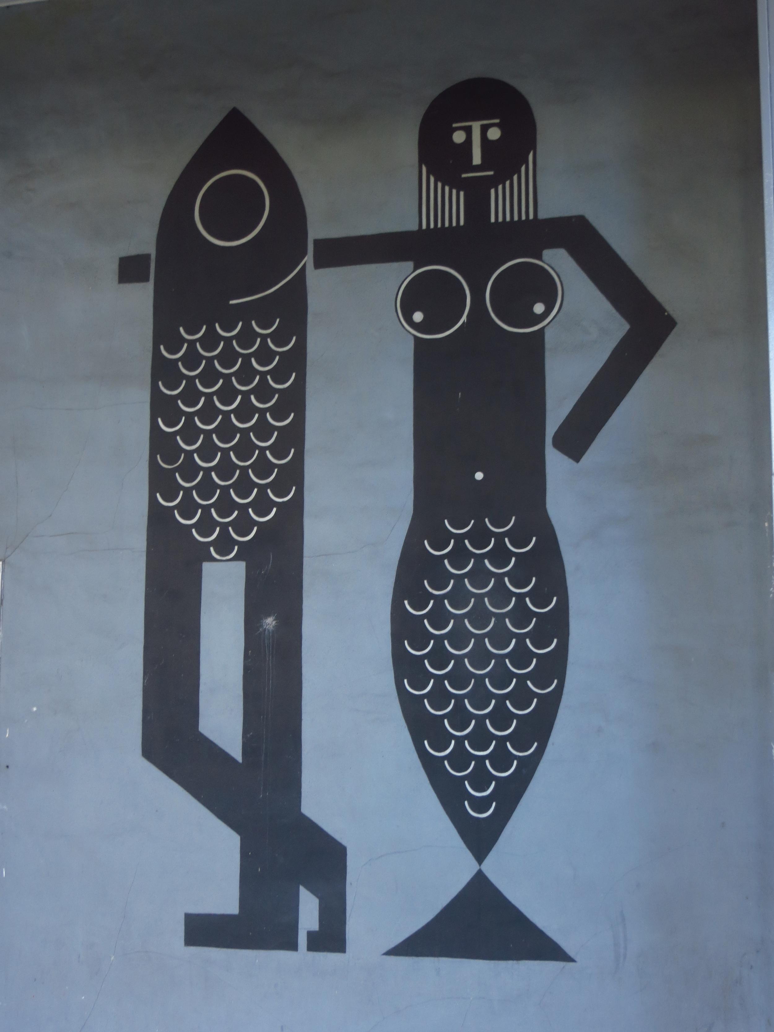 Mer-mural