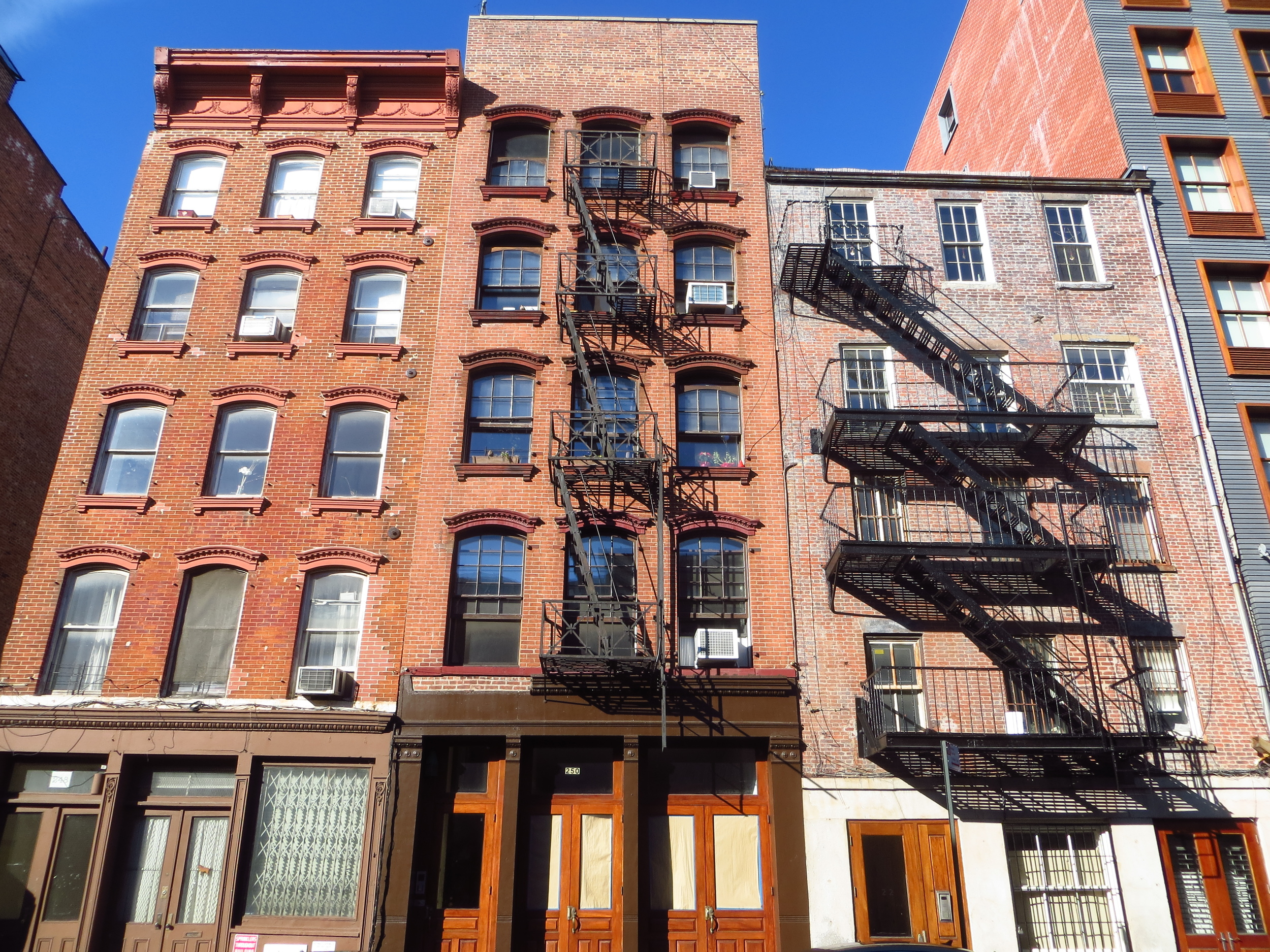 More Old South Street Seaport Buildings