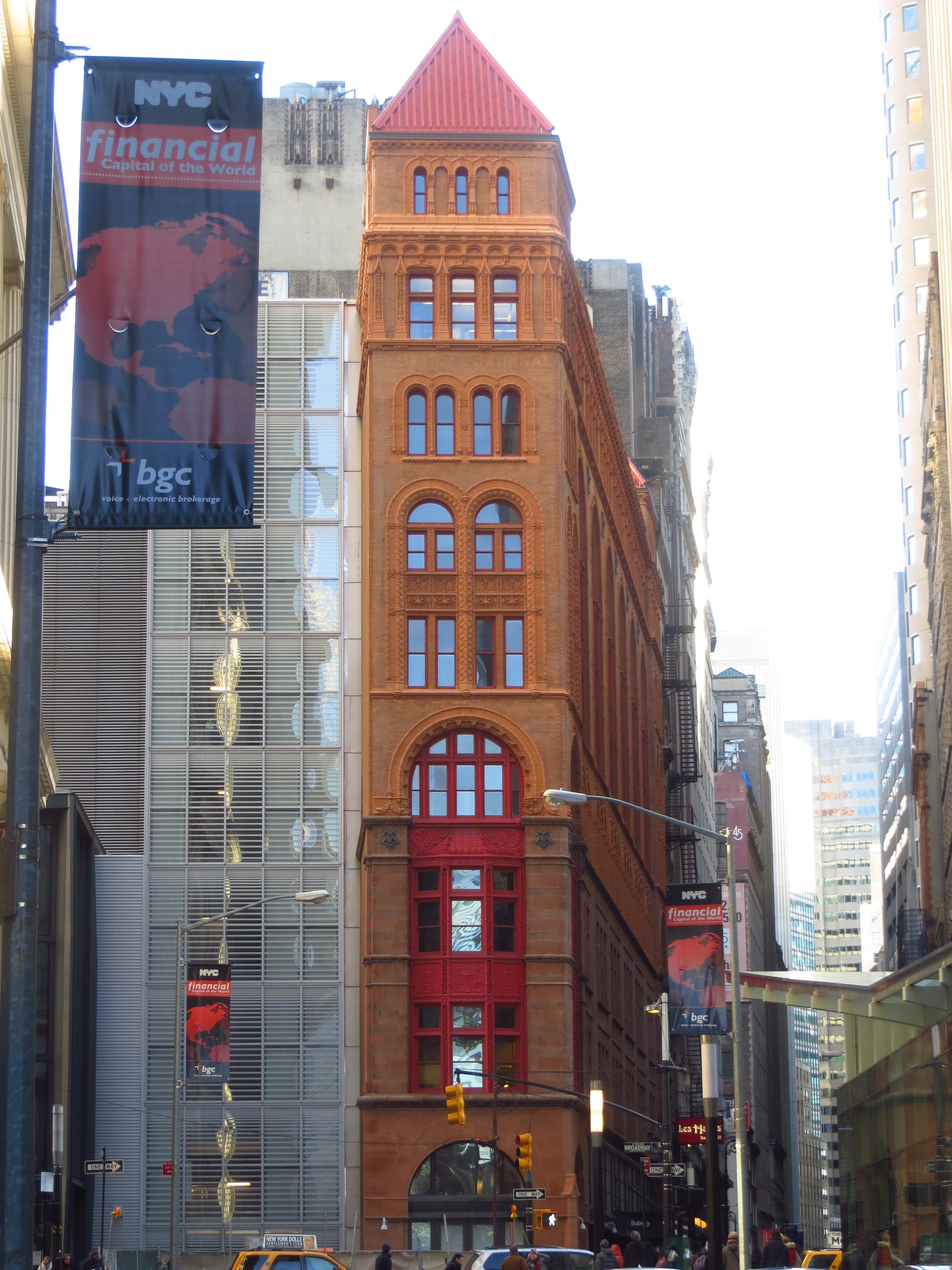 Corbin Building - front