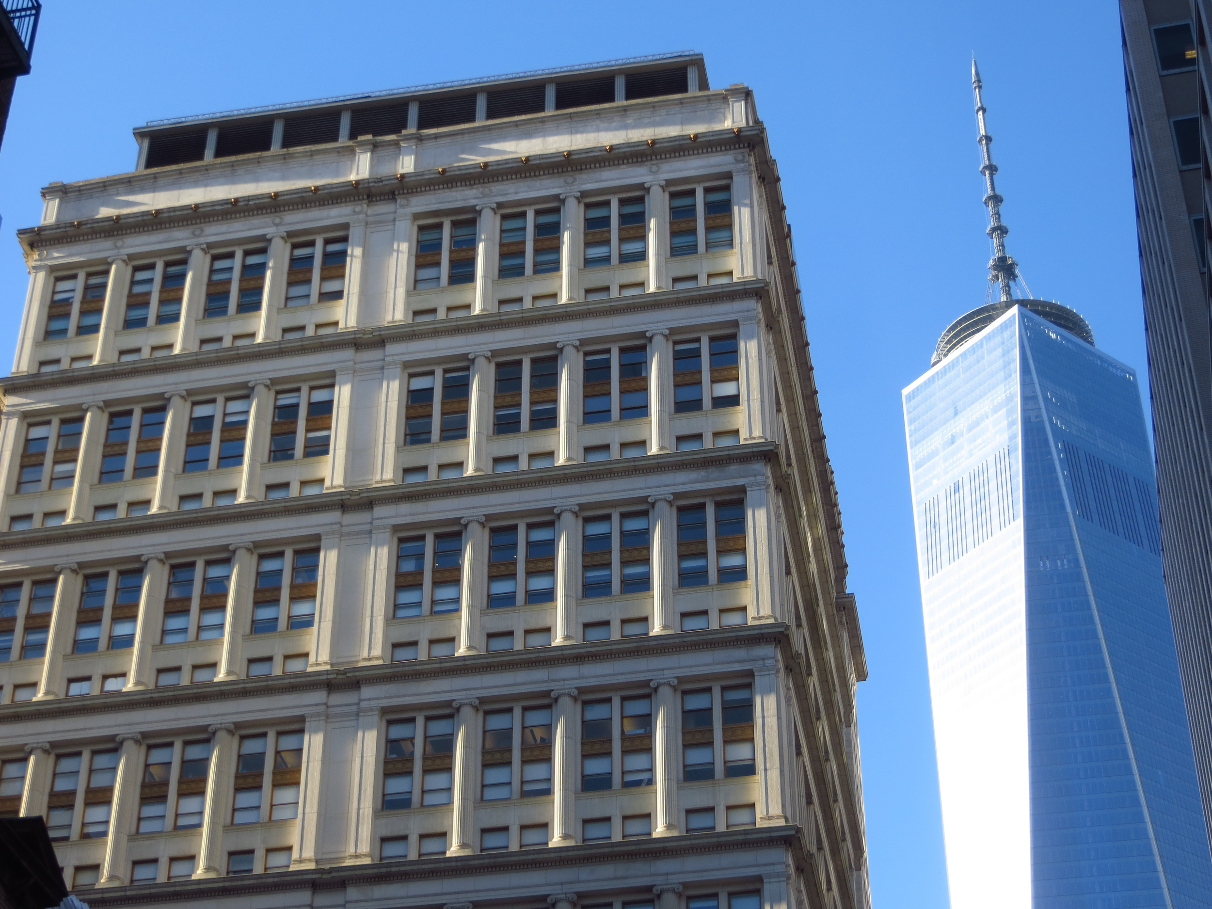 AT&T / Western Union Building and WTC1