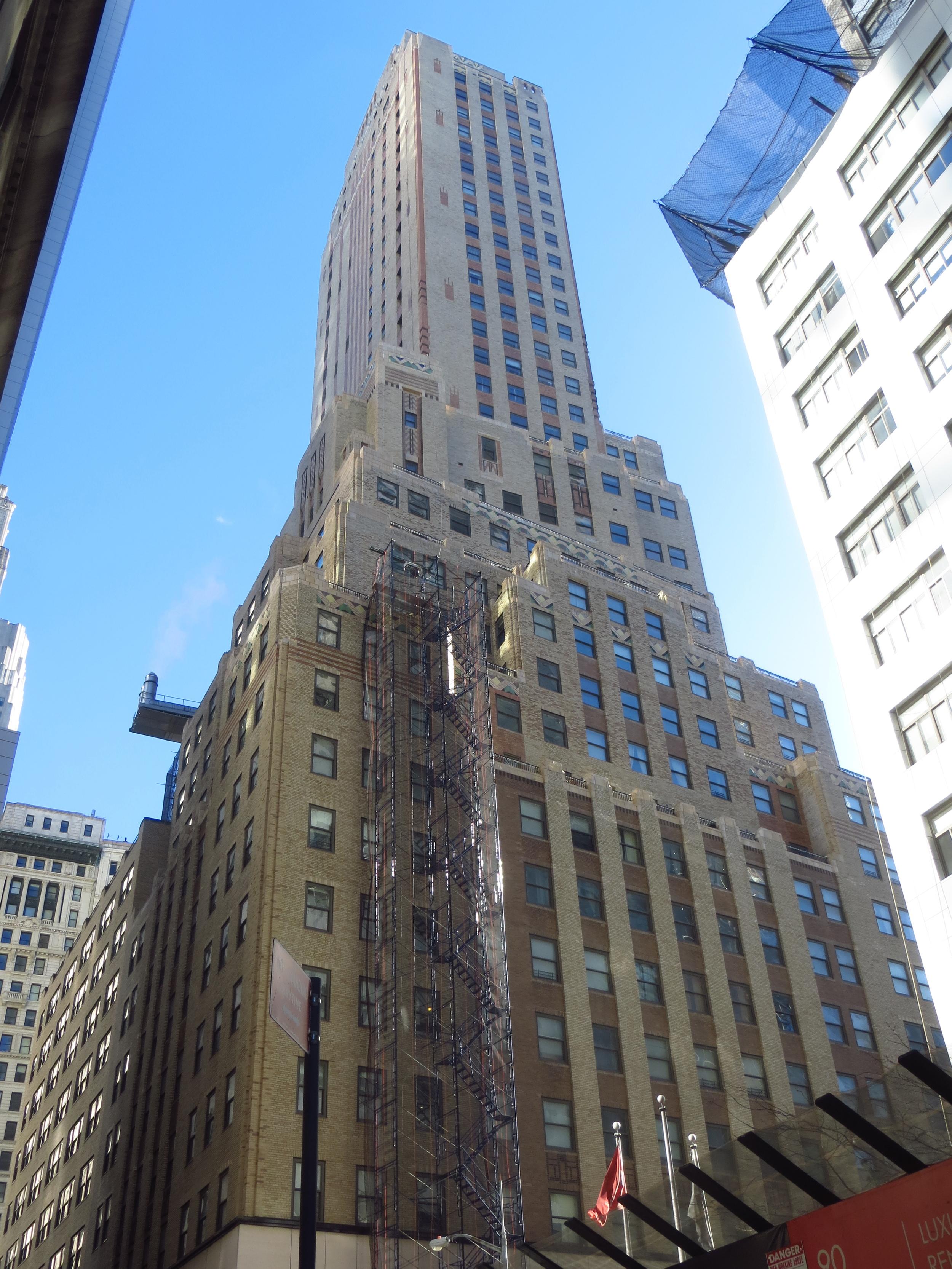 Cool Art Deco building