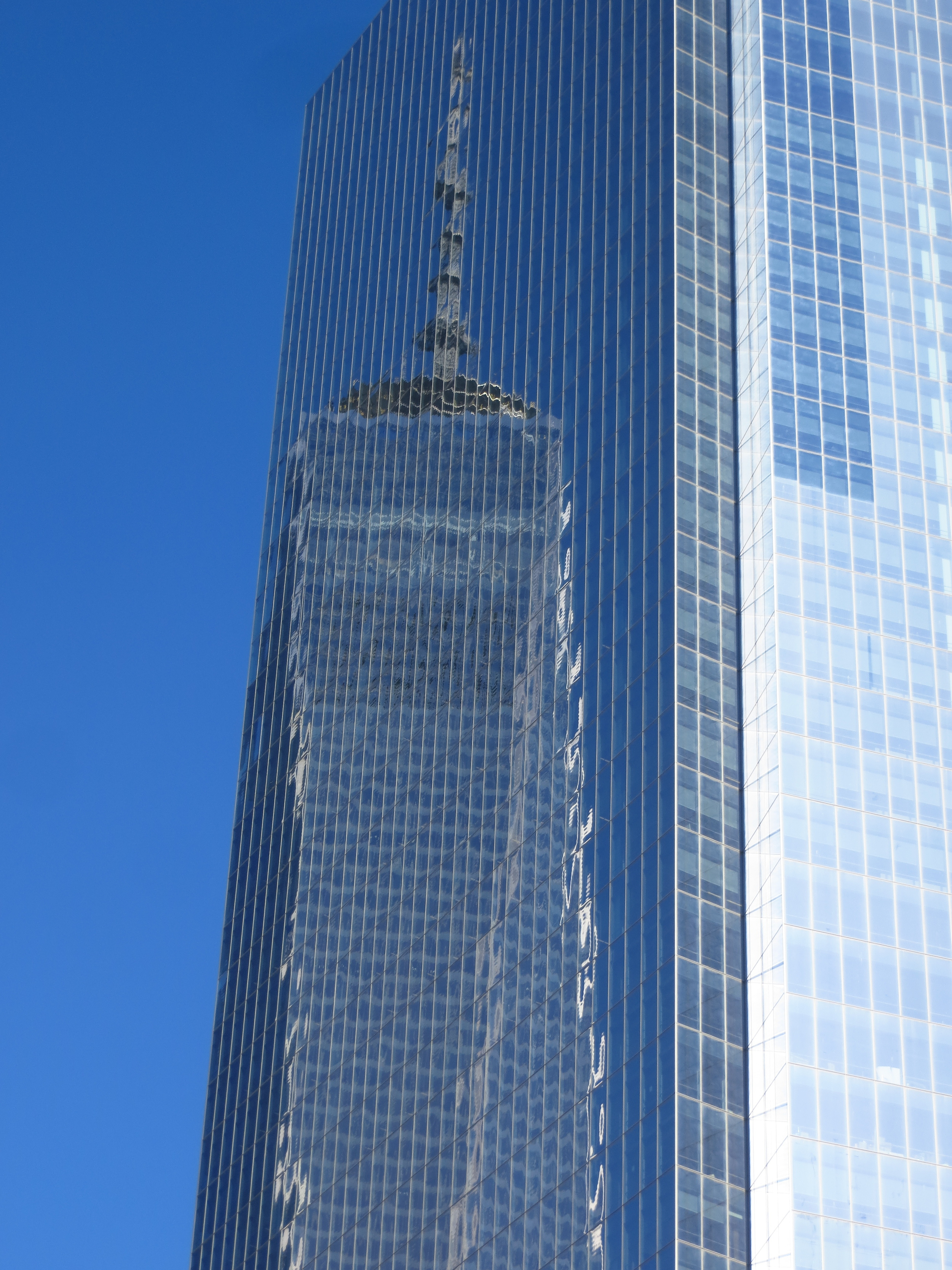 WTC reflected