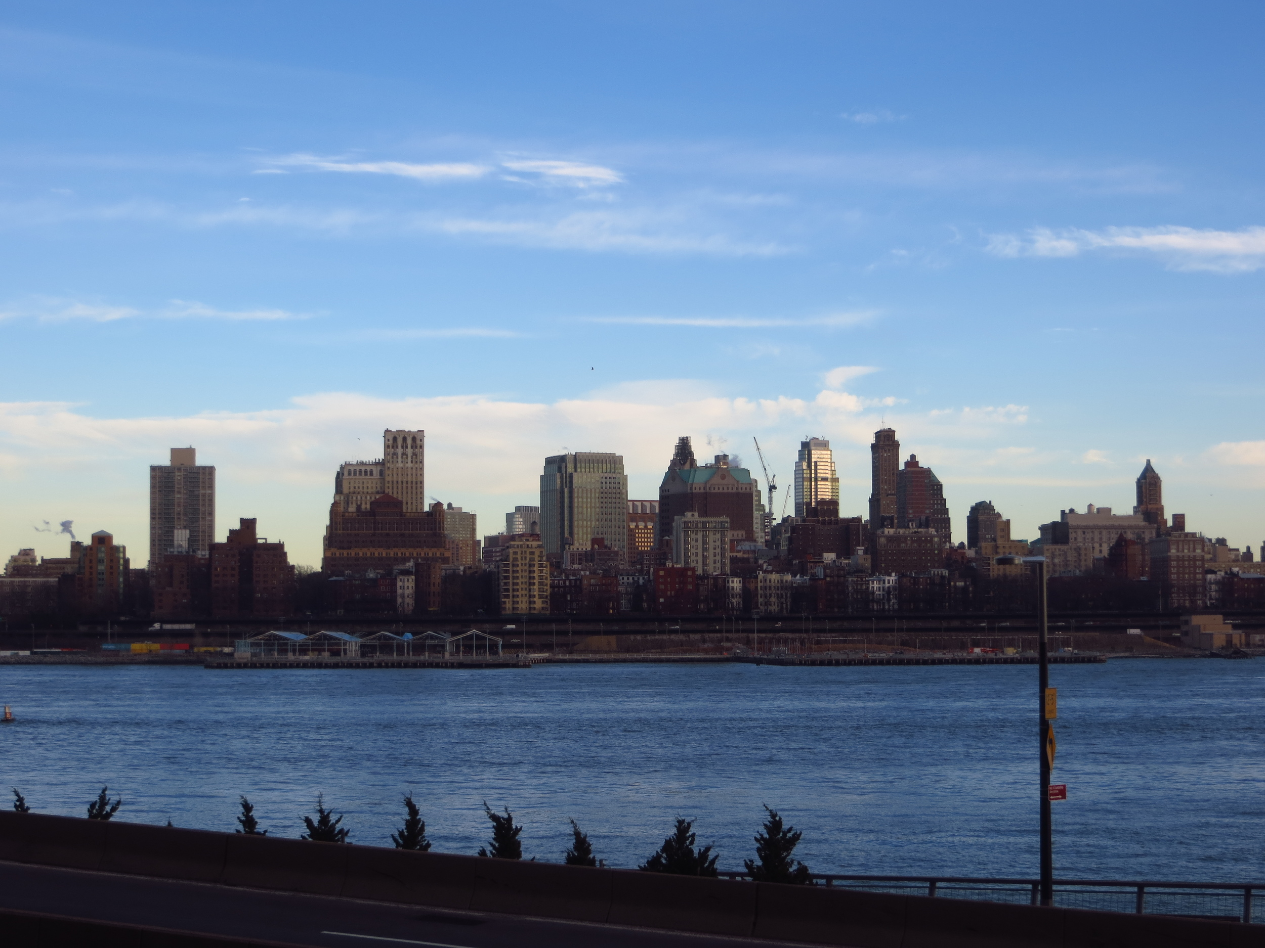 View into Brooklyn