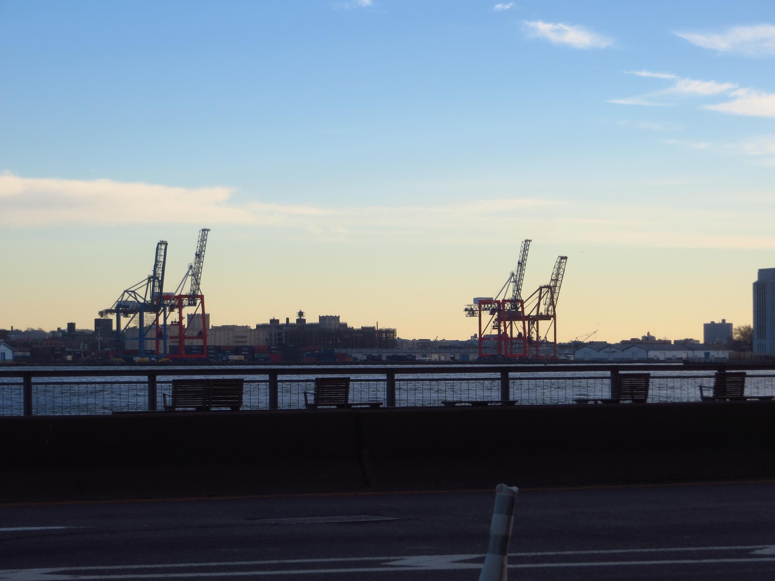 Brooklyn Shipyard