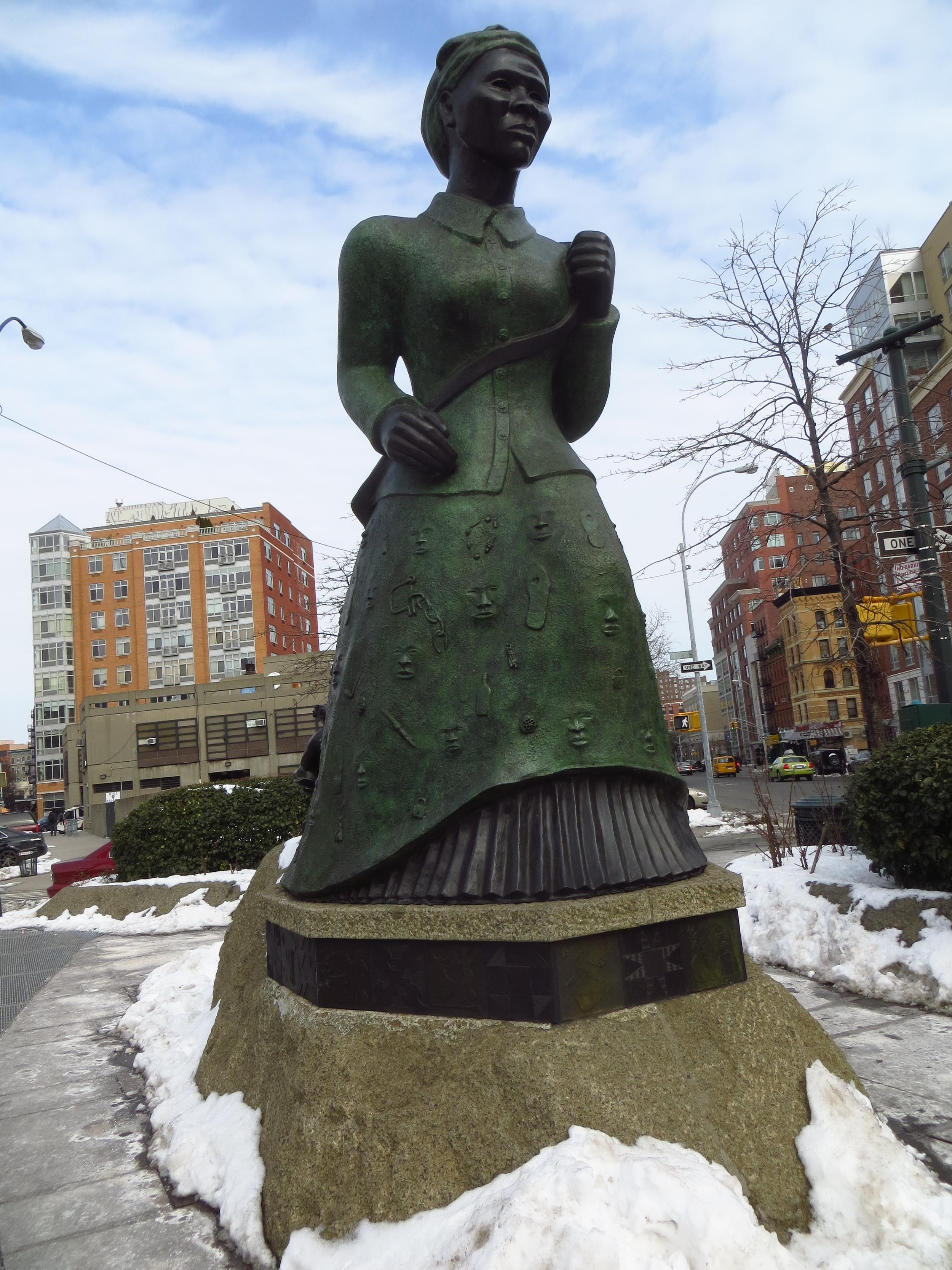 Harriet Tubman memorial