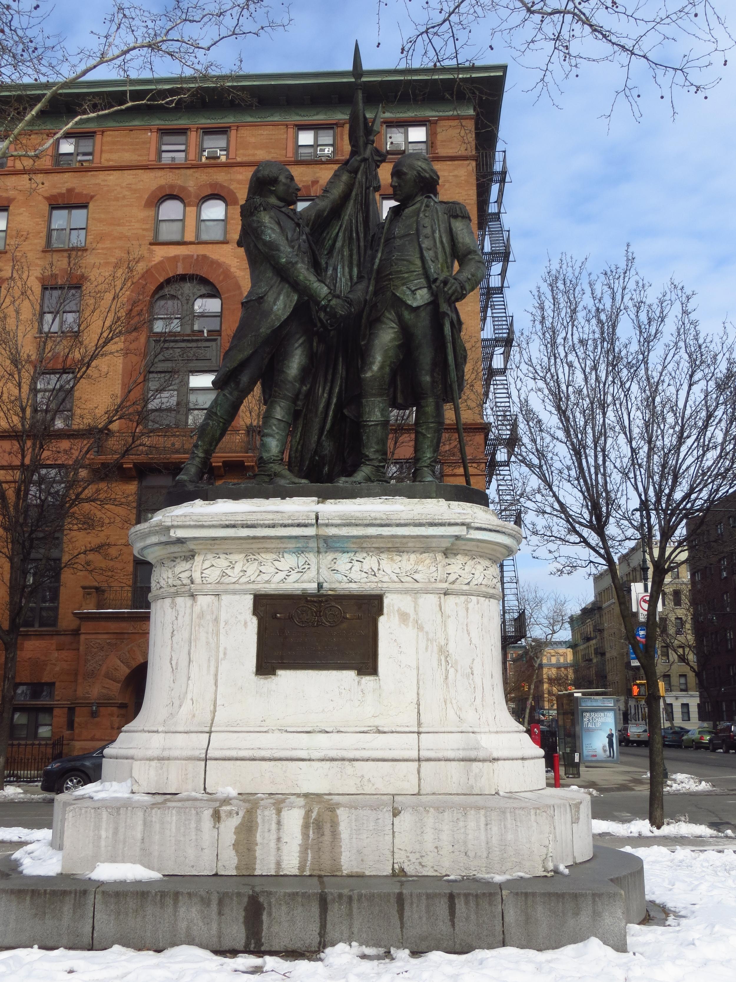Washington and Lafayette