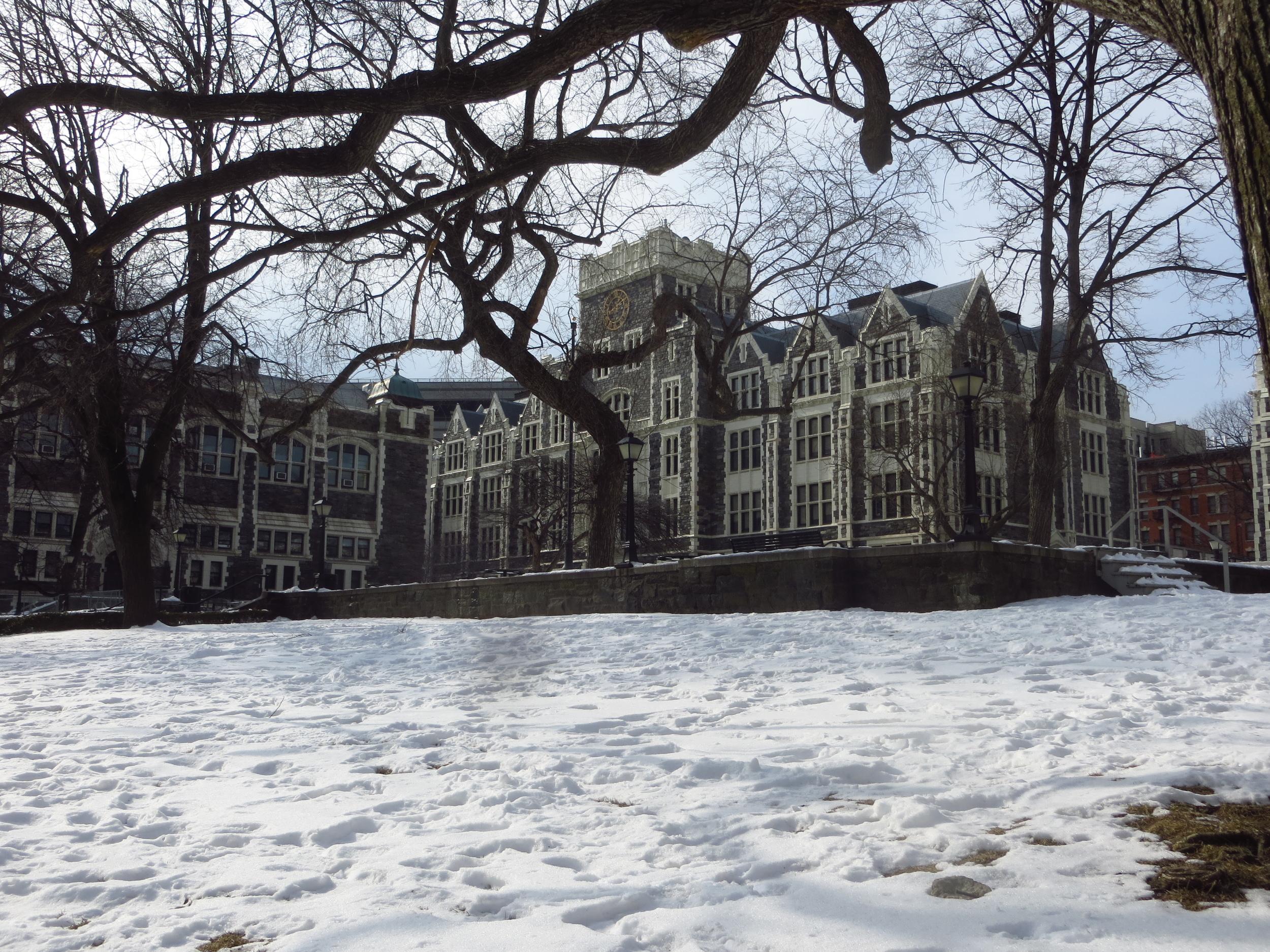 More City College campus