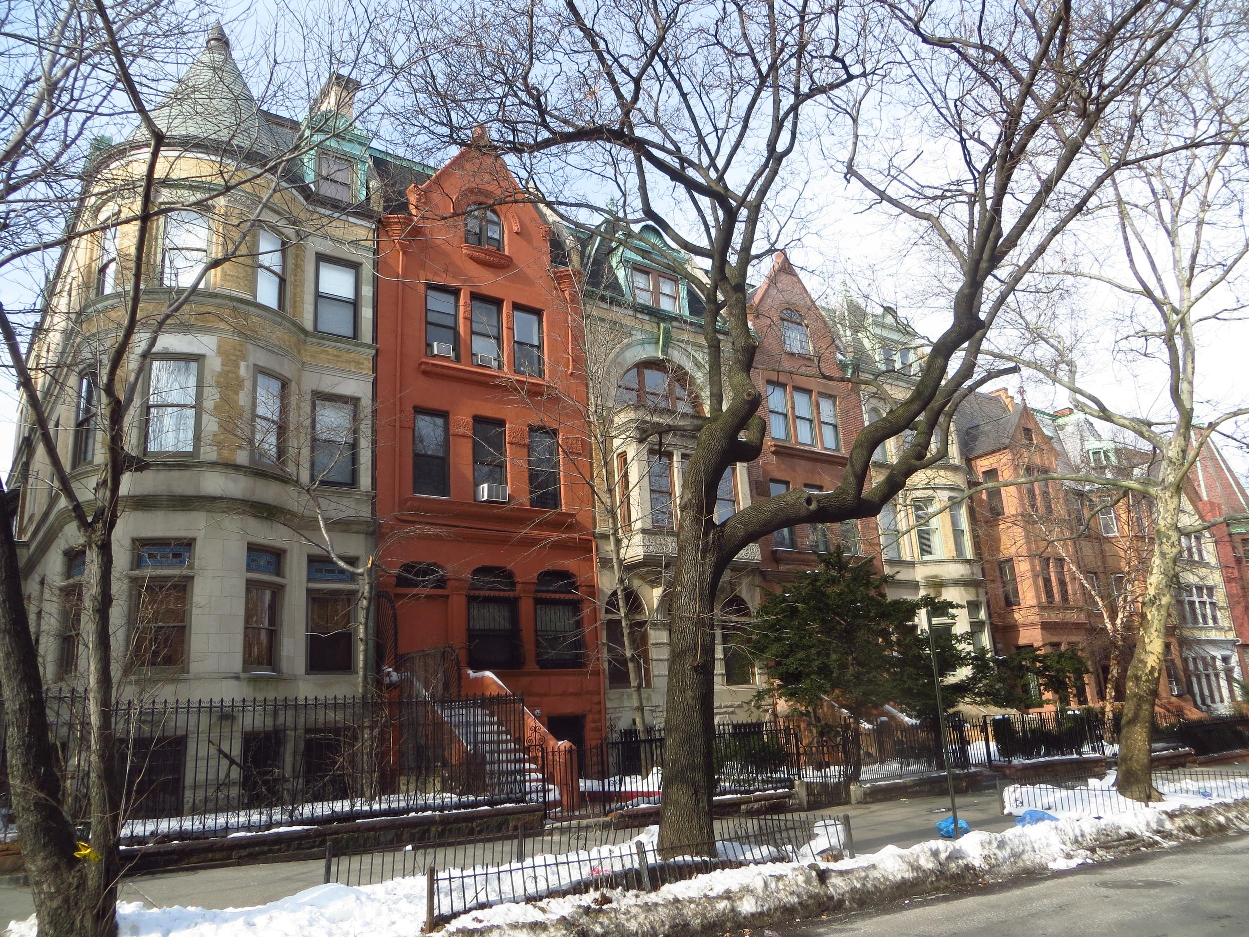 Beautiful Row Homes