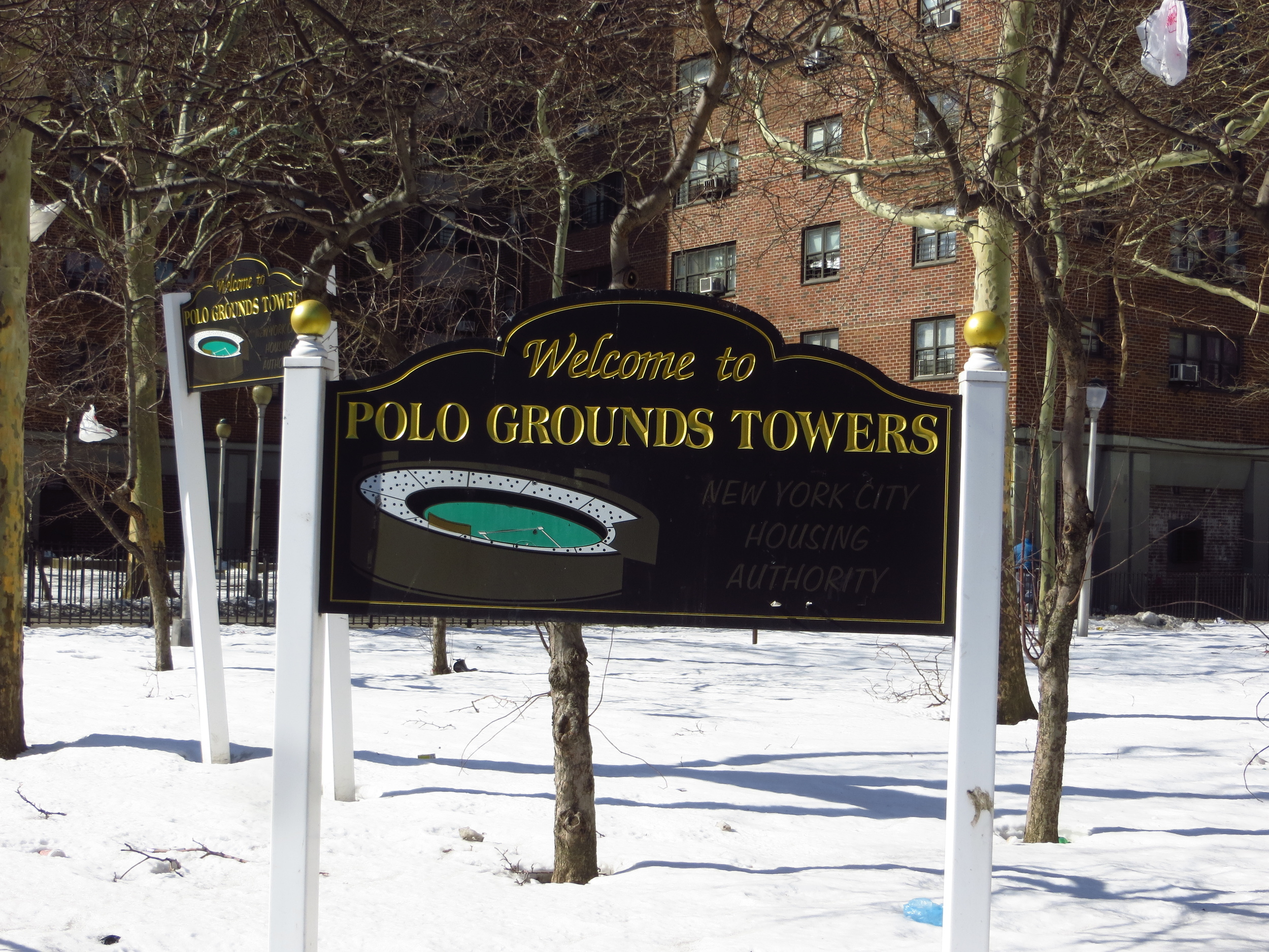 Polo Grounds Towers