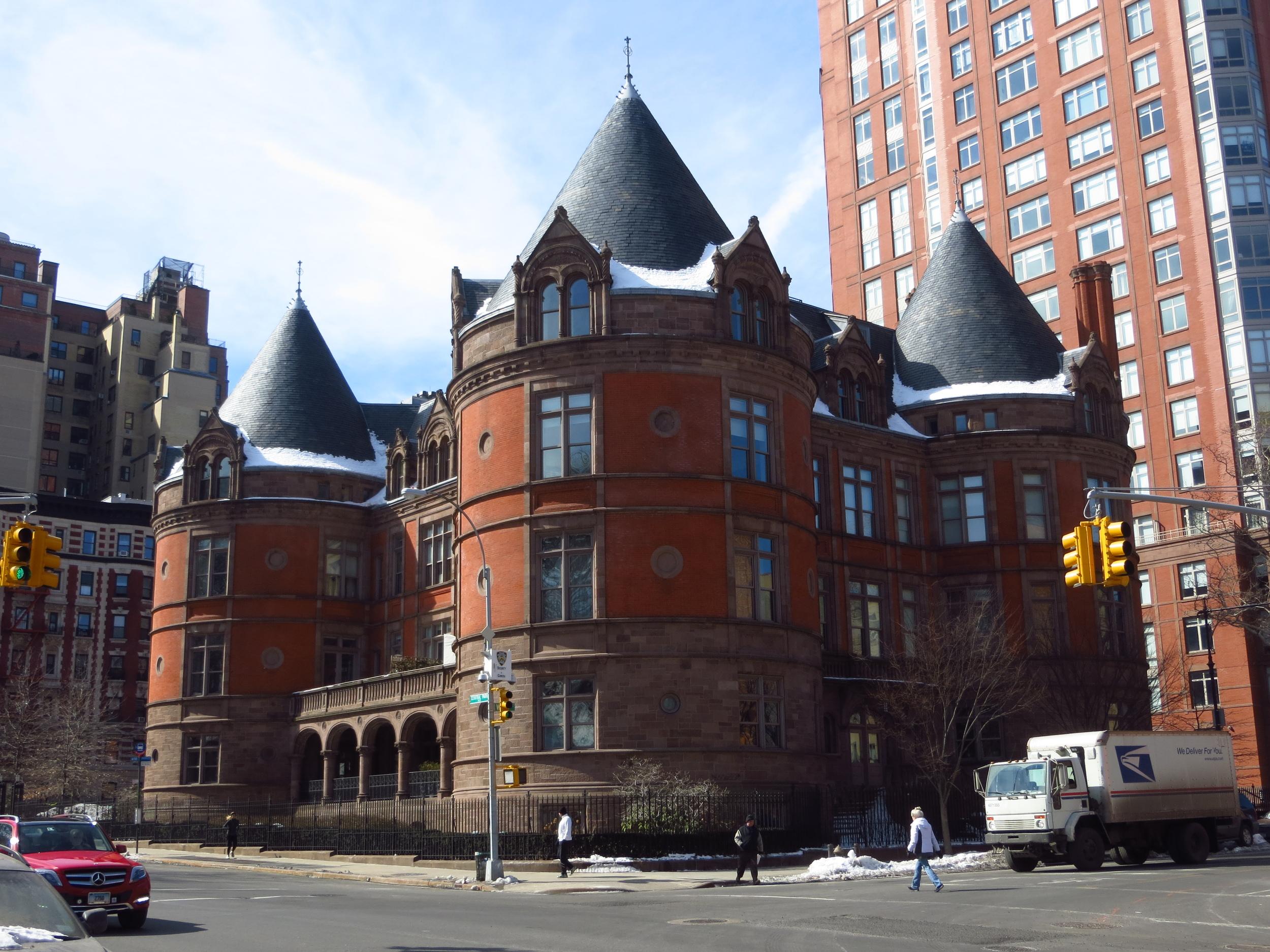 Former New York Cancer Hospital (b. 1887)