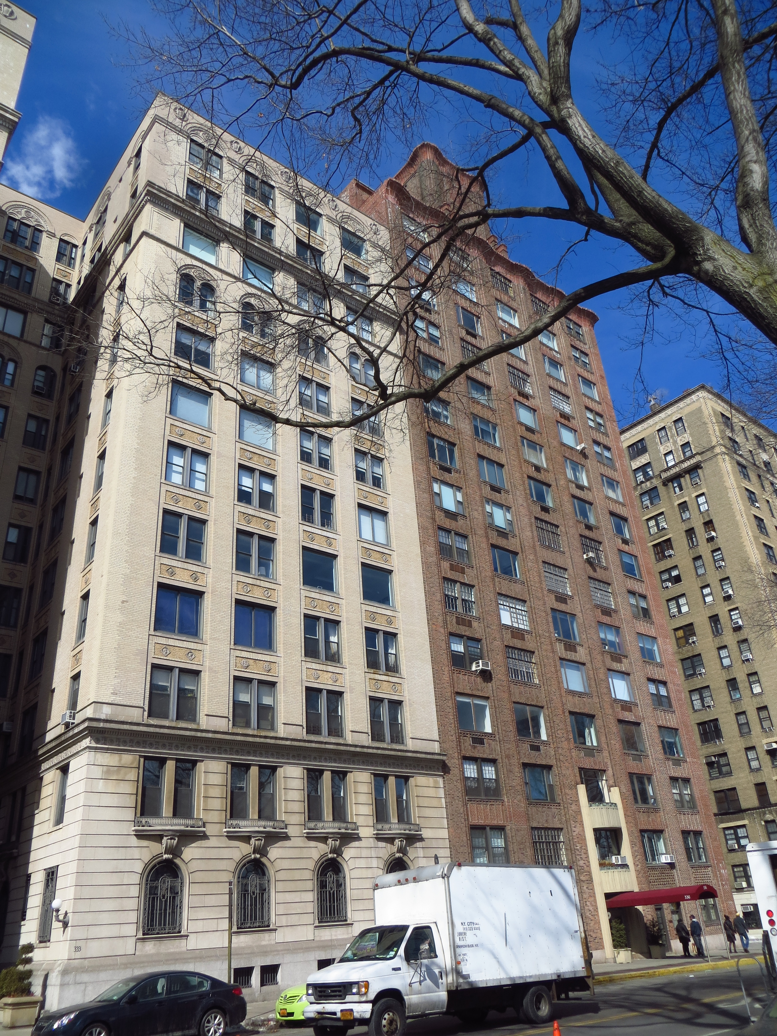 CPW Apartments