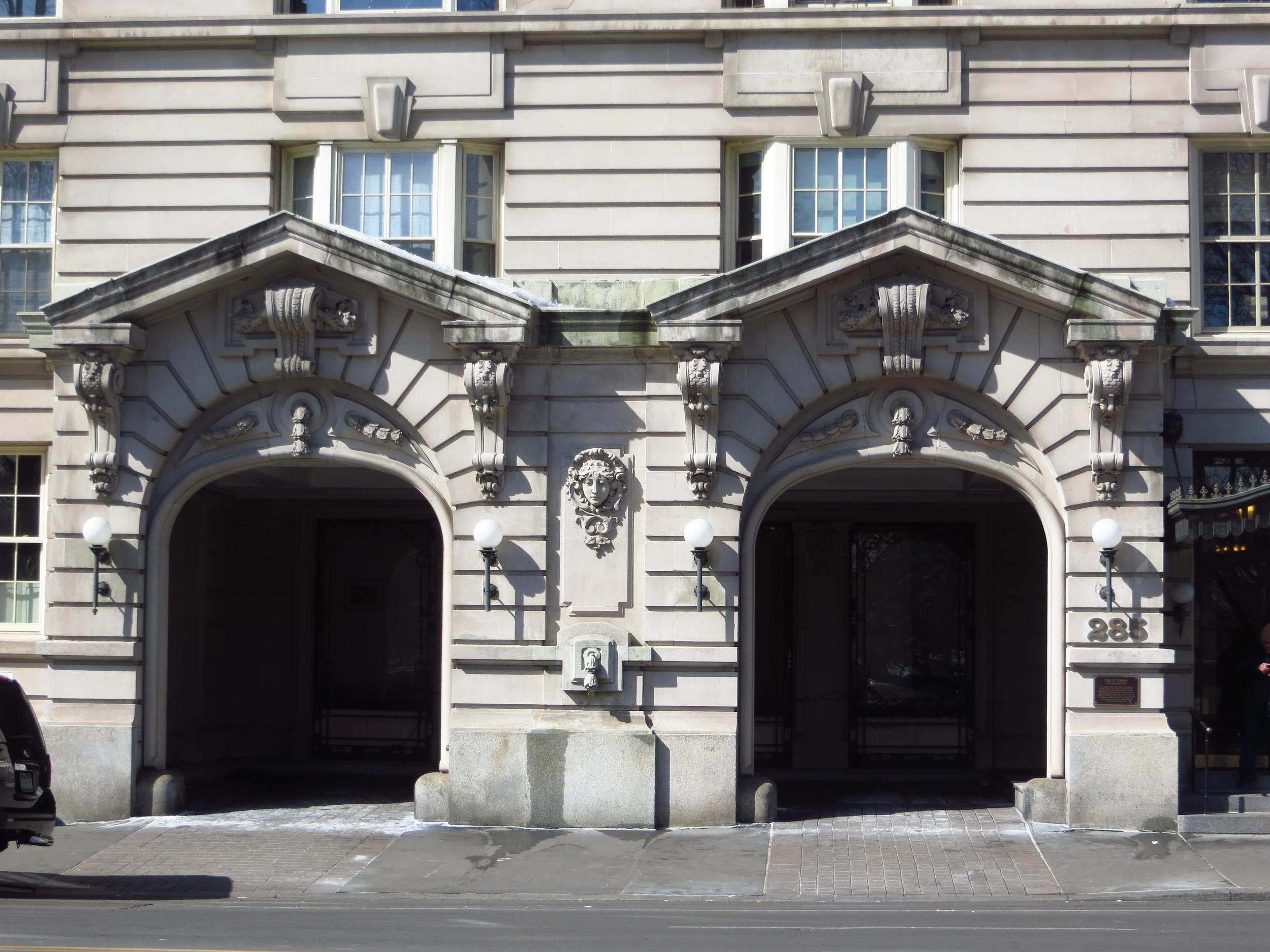 Classy Entrance