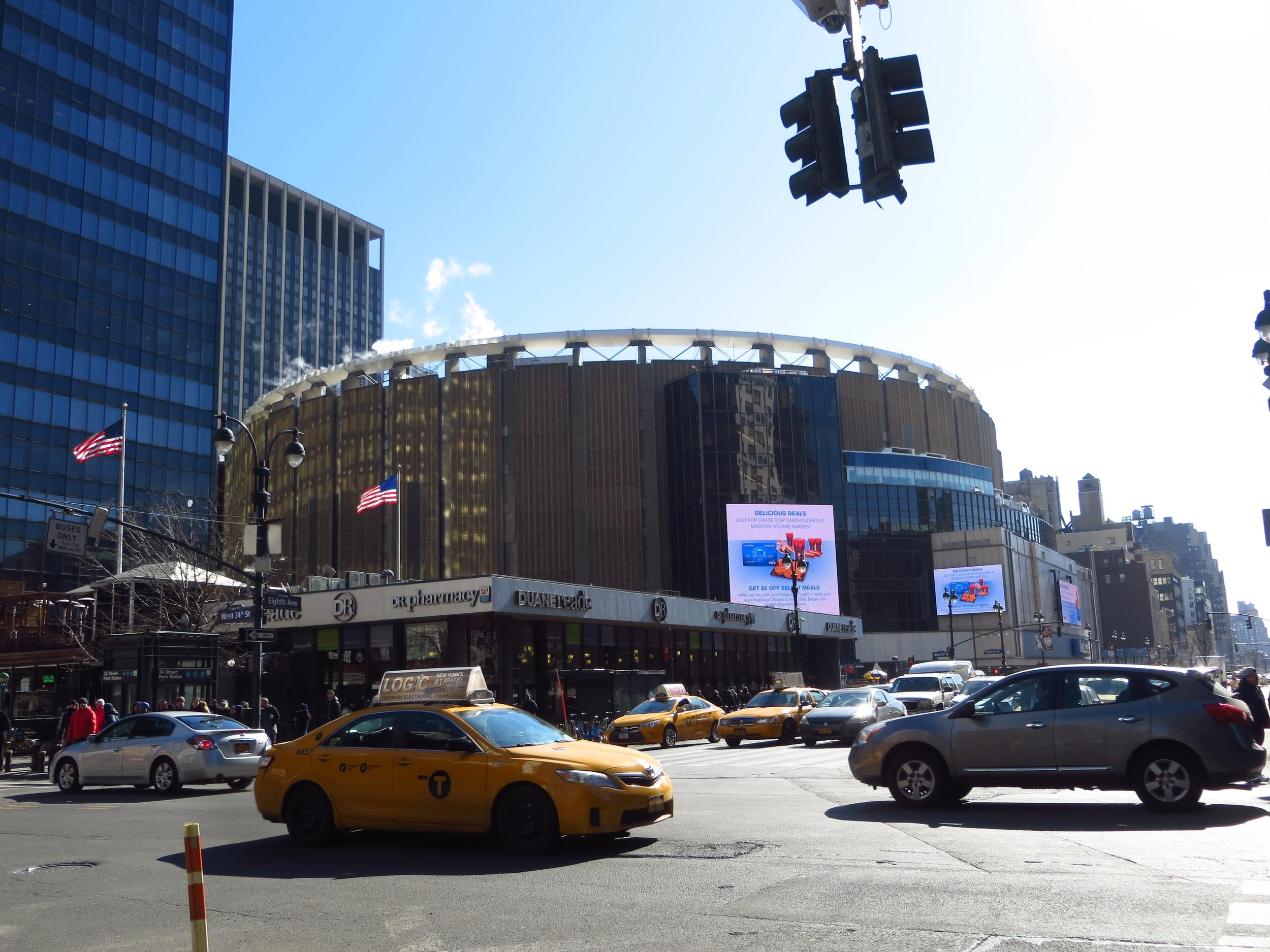 Madison Square Garden / Penn Station