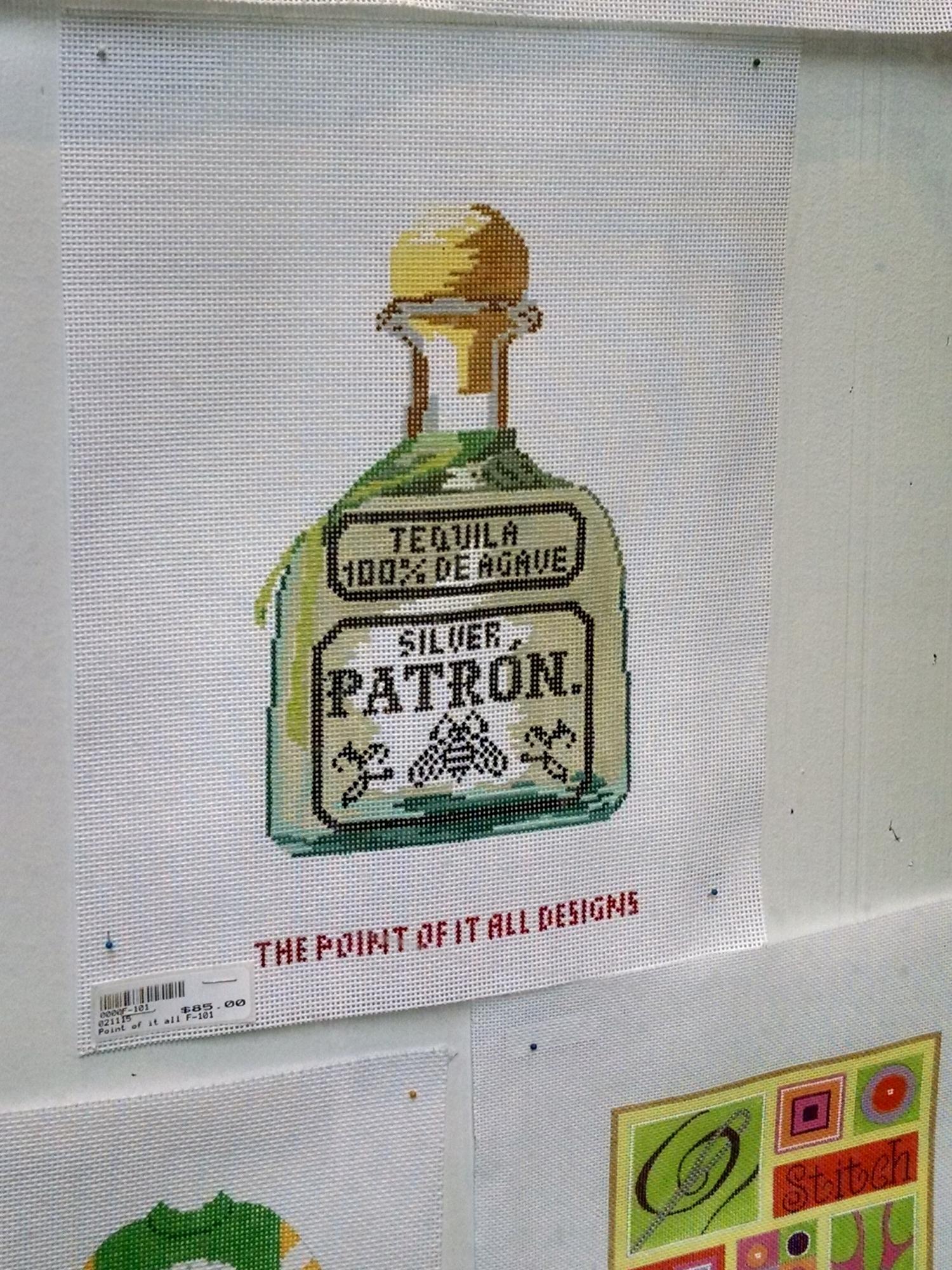 Tequila Sampler