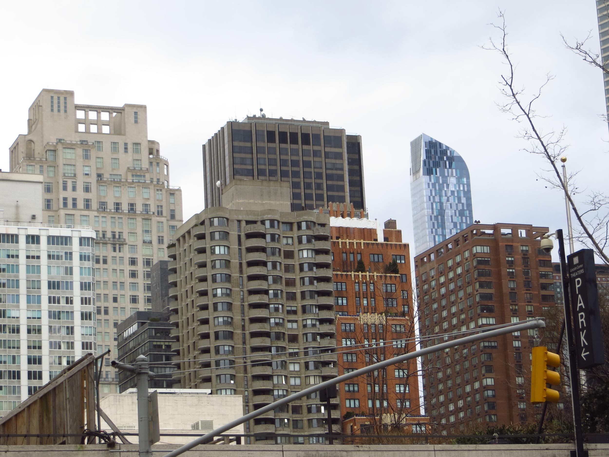 UWS apartment buildings