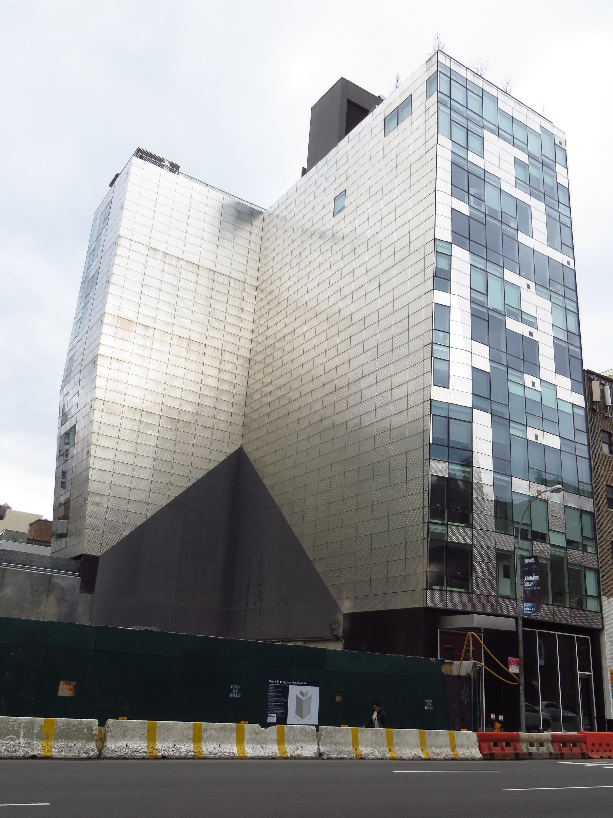 Chelsea apartments building