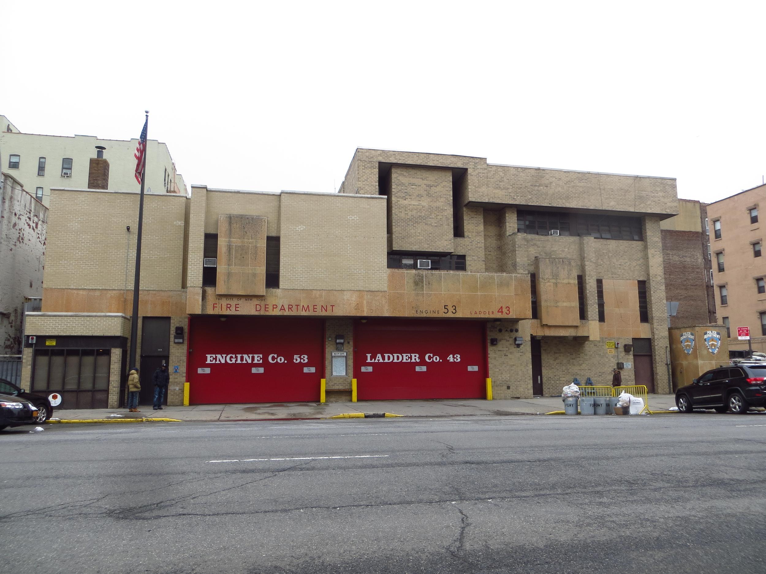 Cubist fire department