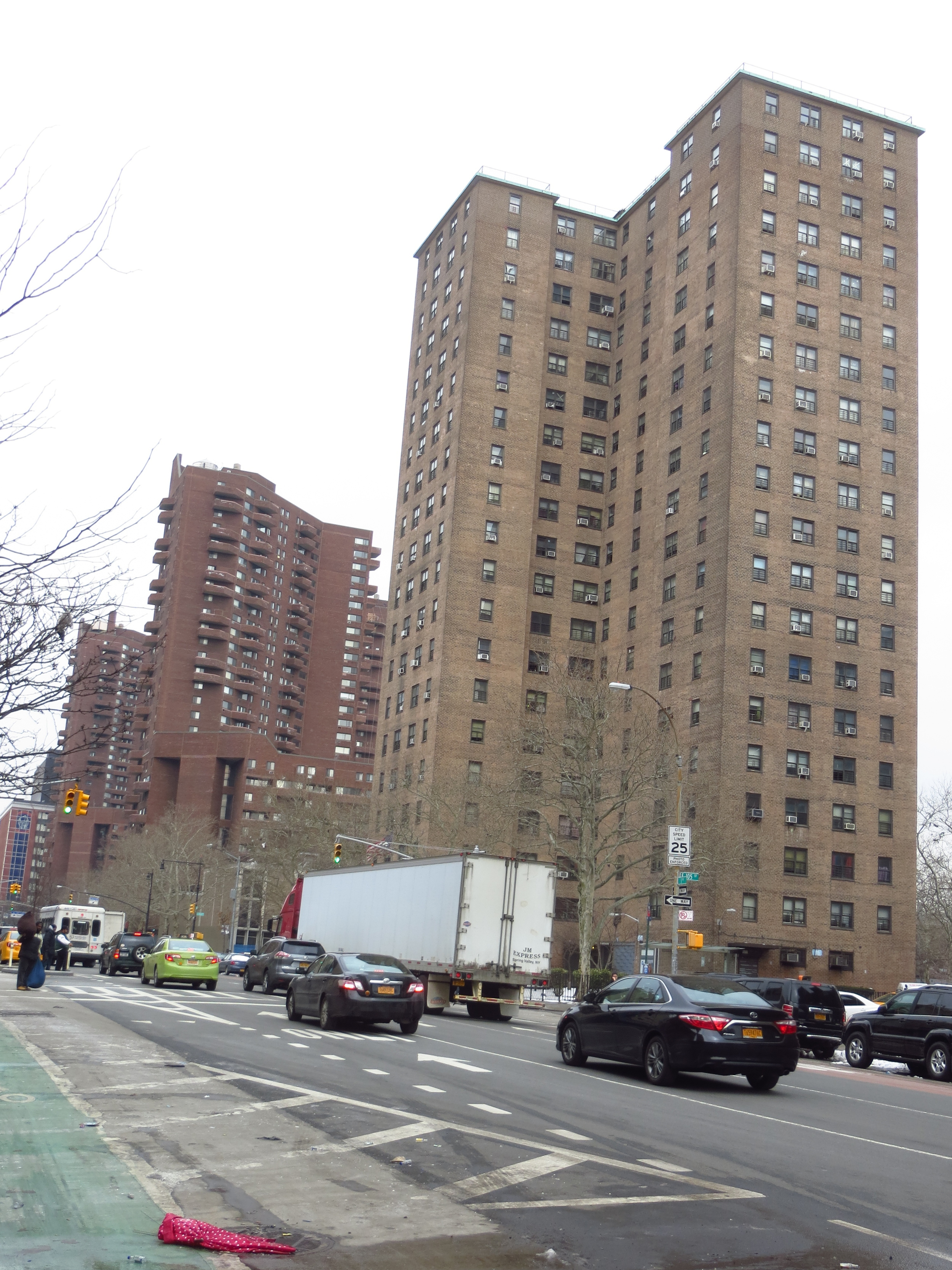 1st Ave. Apartments
