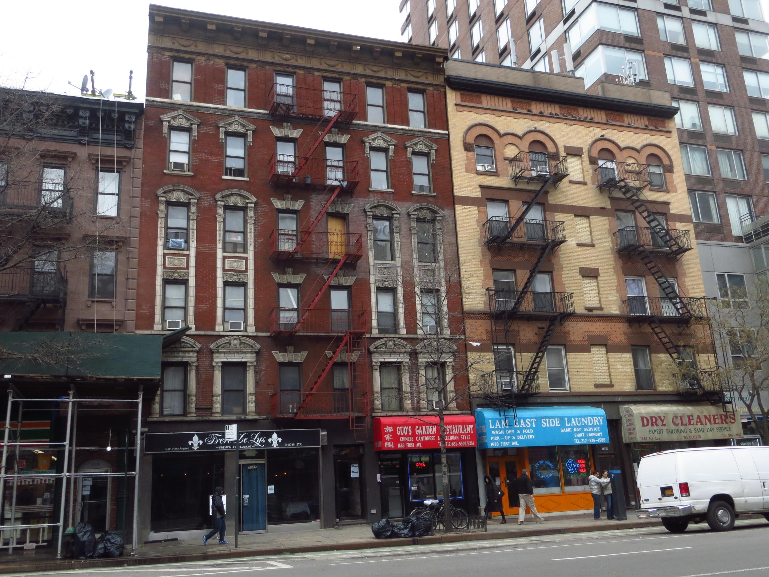 1st Ave. Buildings