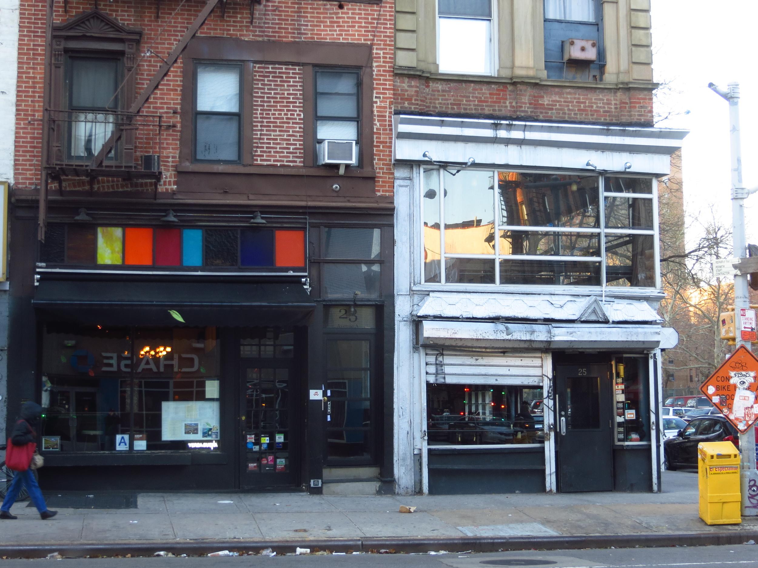 Avenue A bars