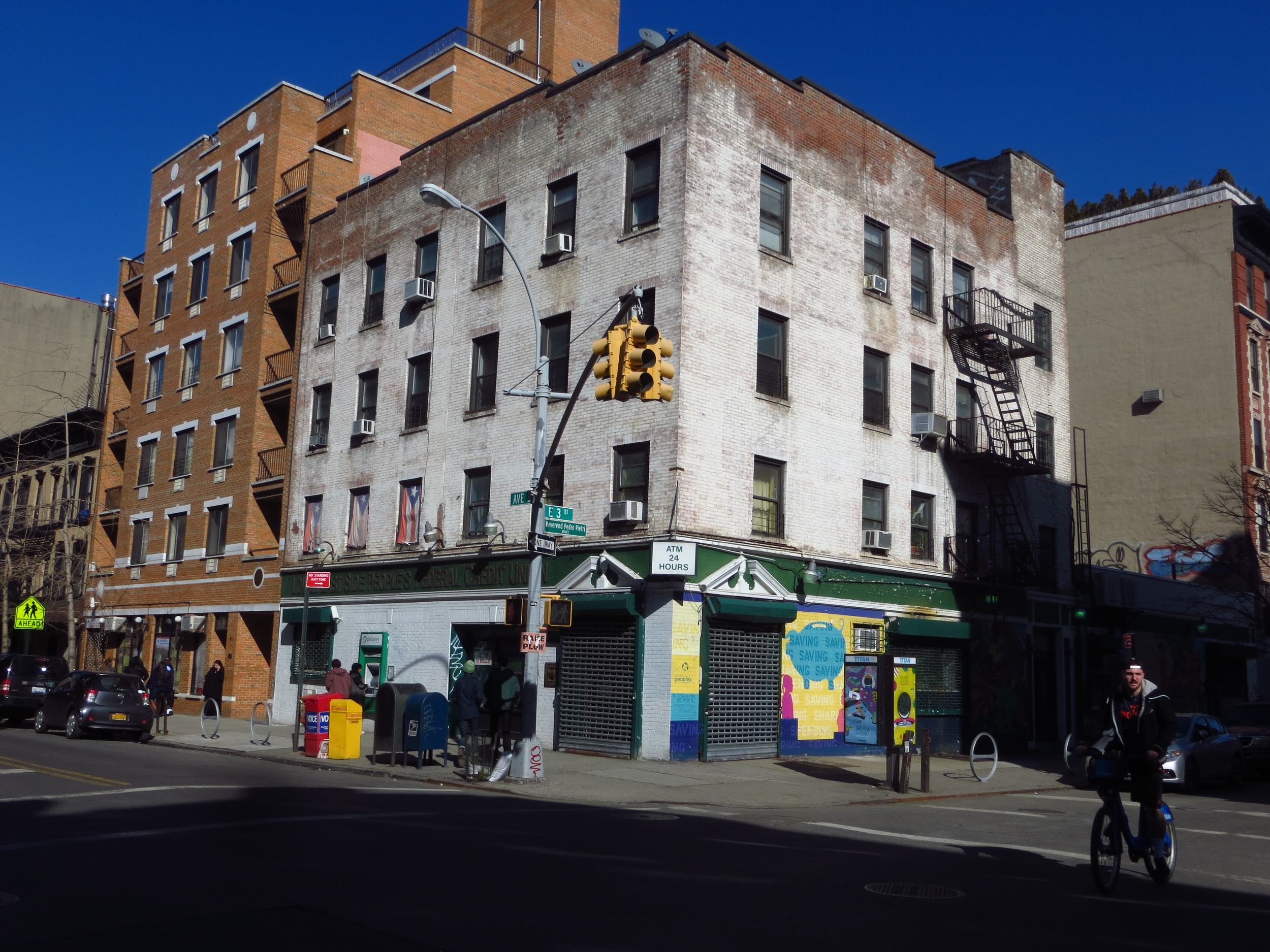 Lower East Side People's Credit Union