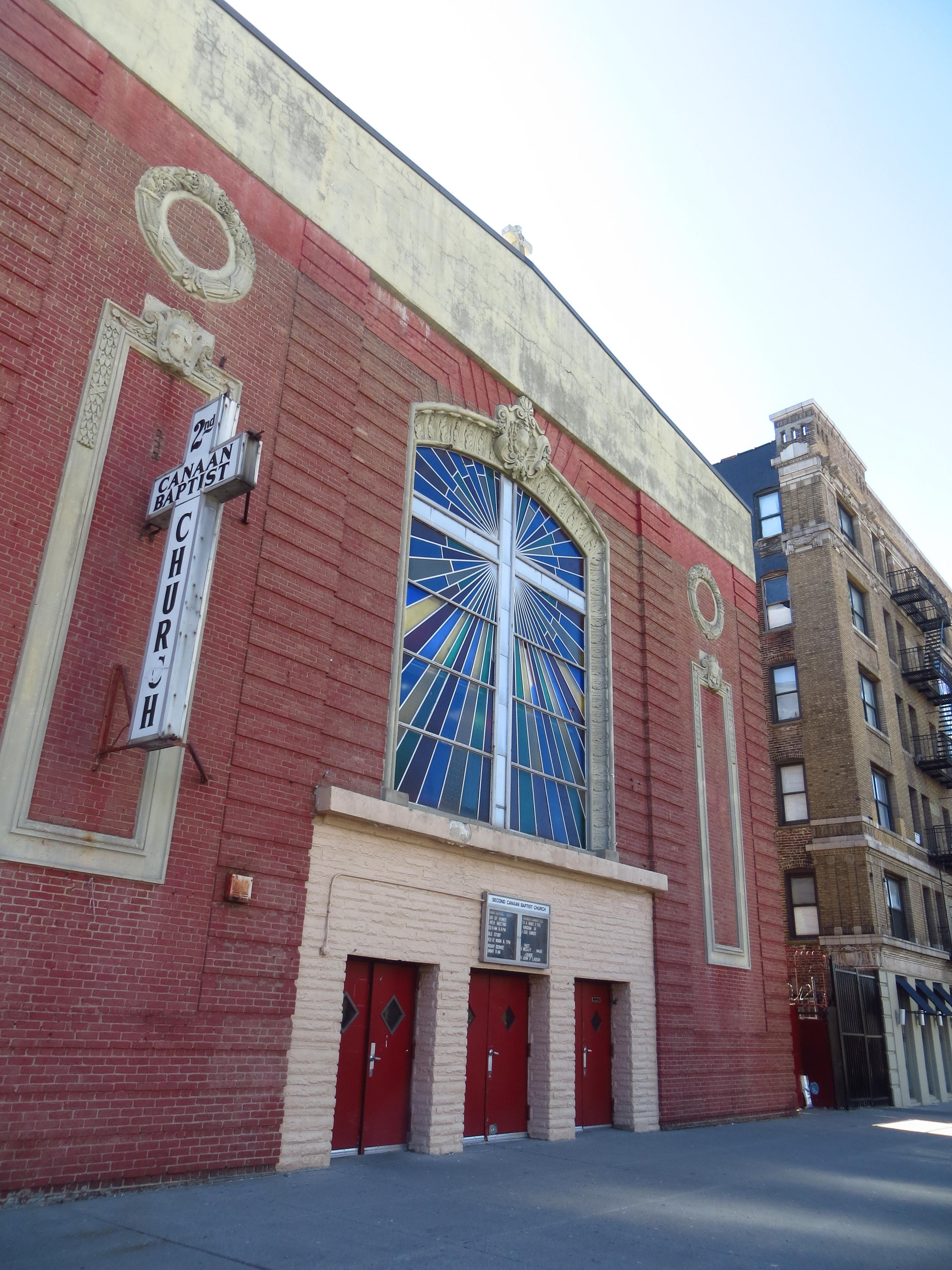 2nd Canaan Baptist Church