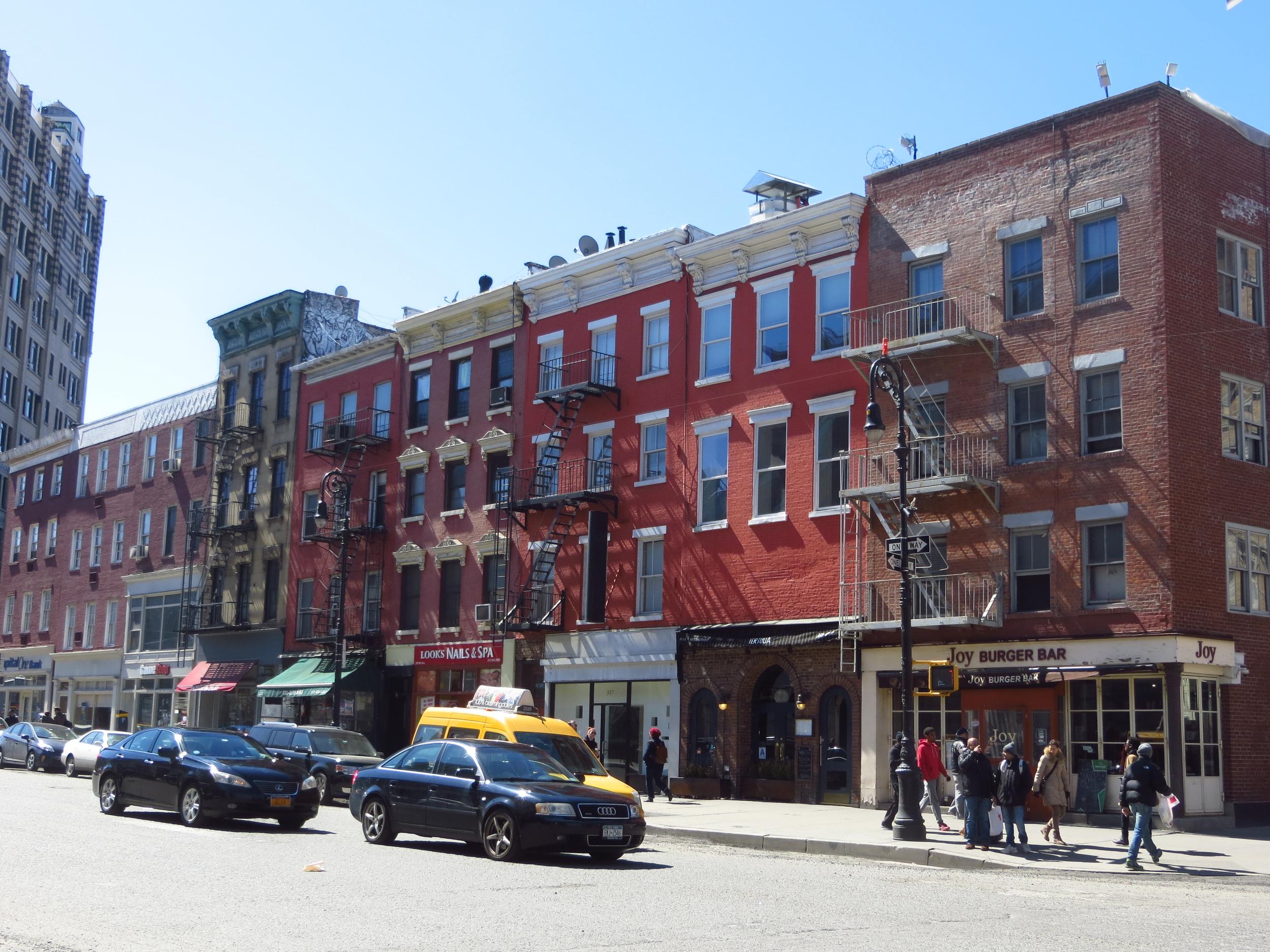 6th Ave. Block
