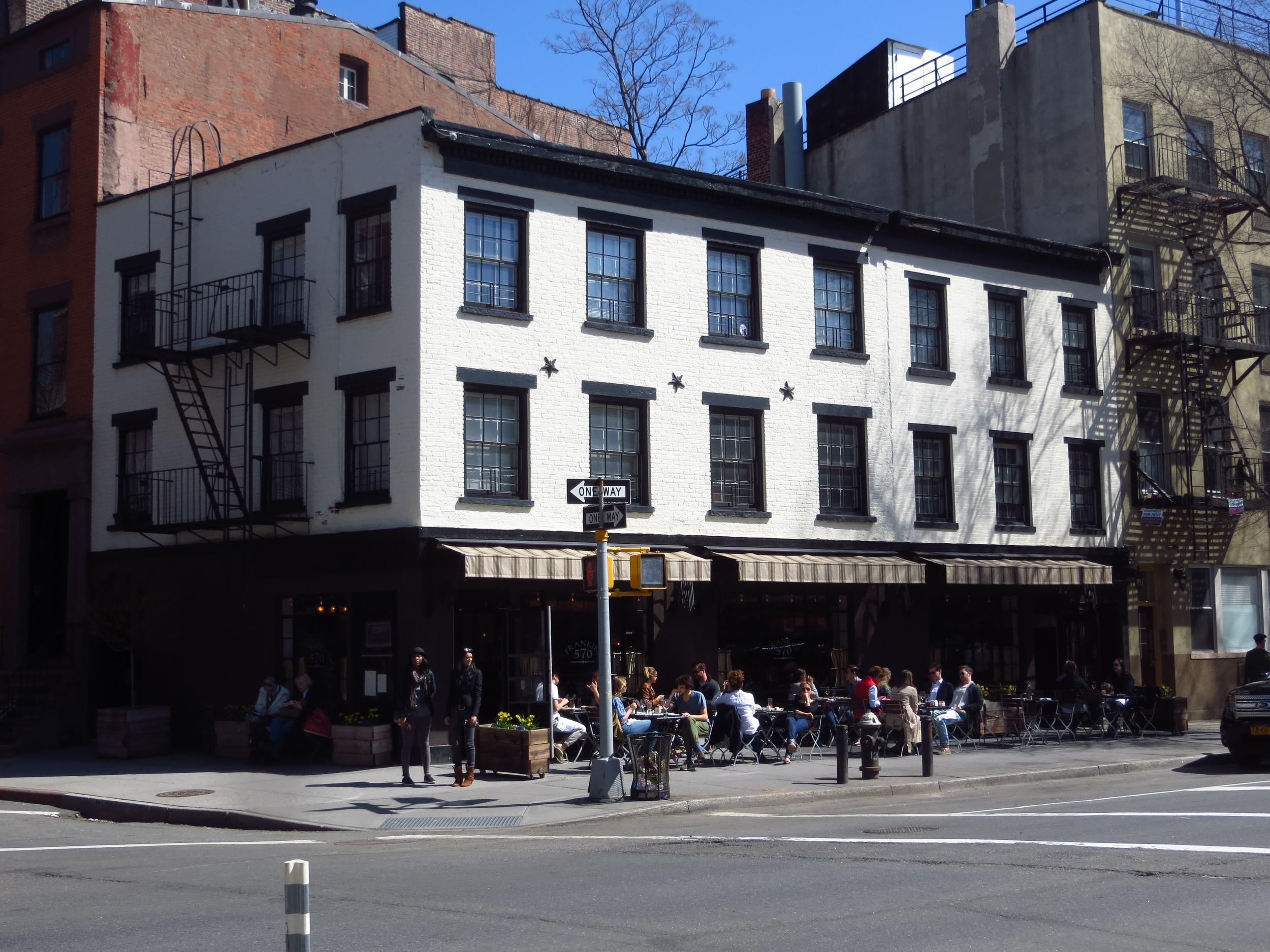 West Village Brunch