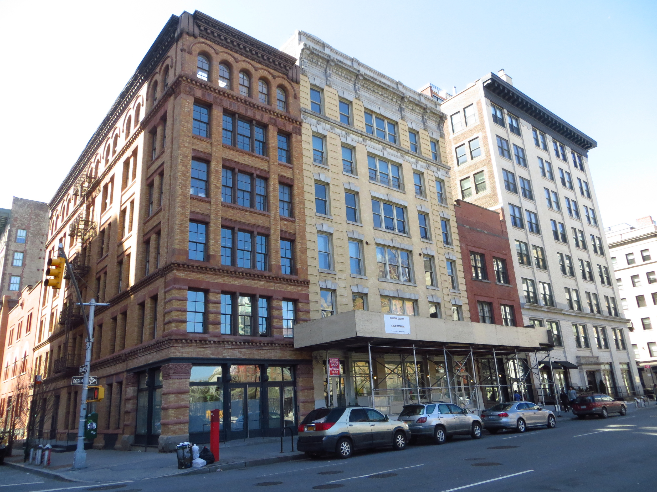 Tribeca buildings