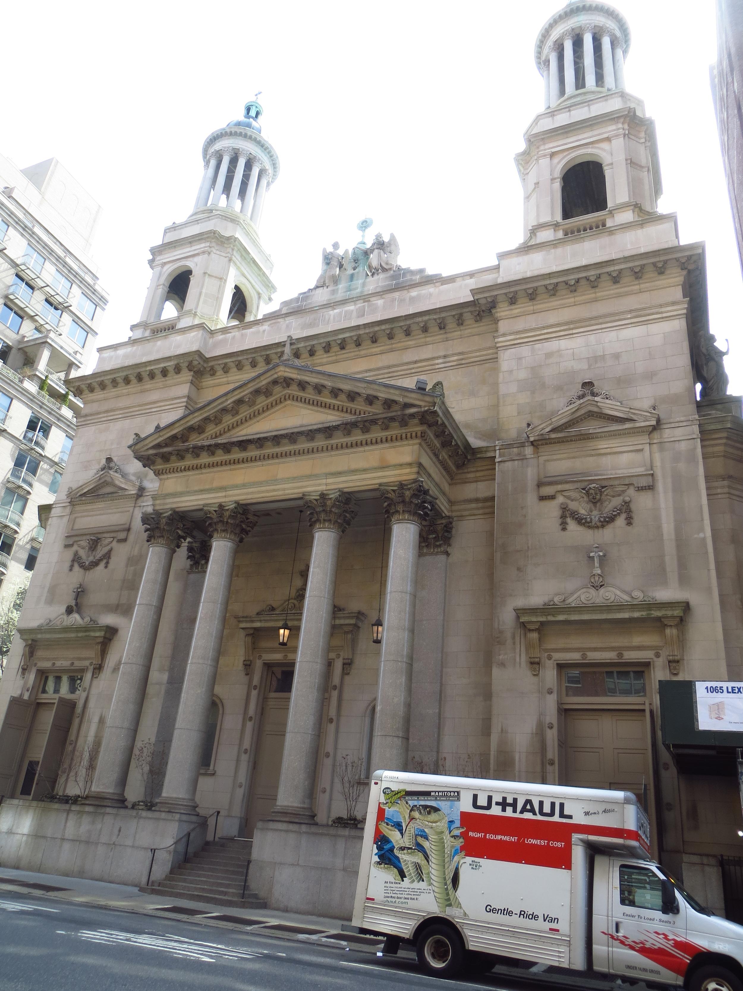 Church of St. Jean Baptiste