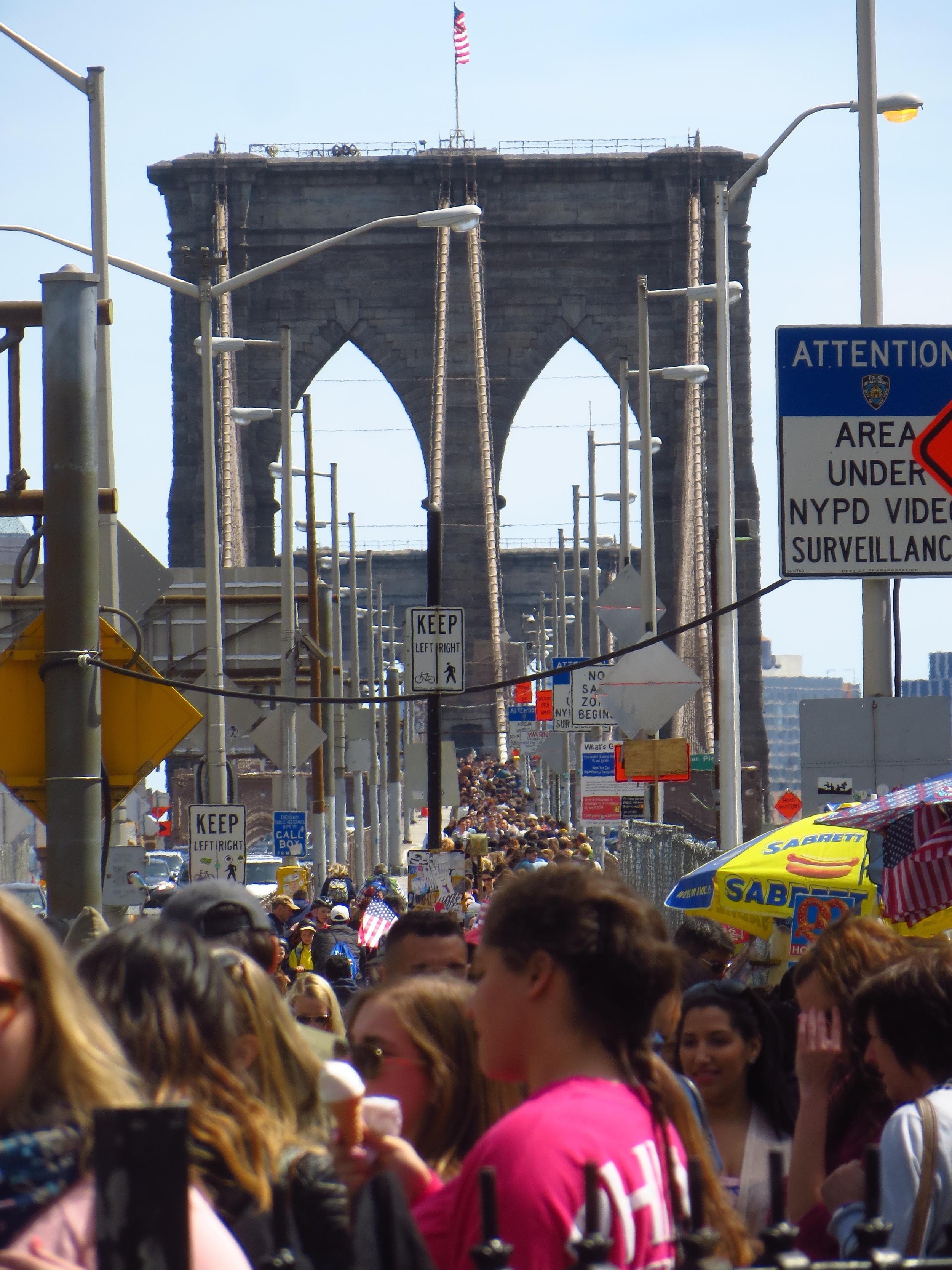 Brooklyn Bridge Hell