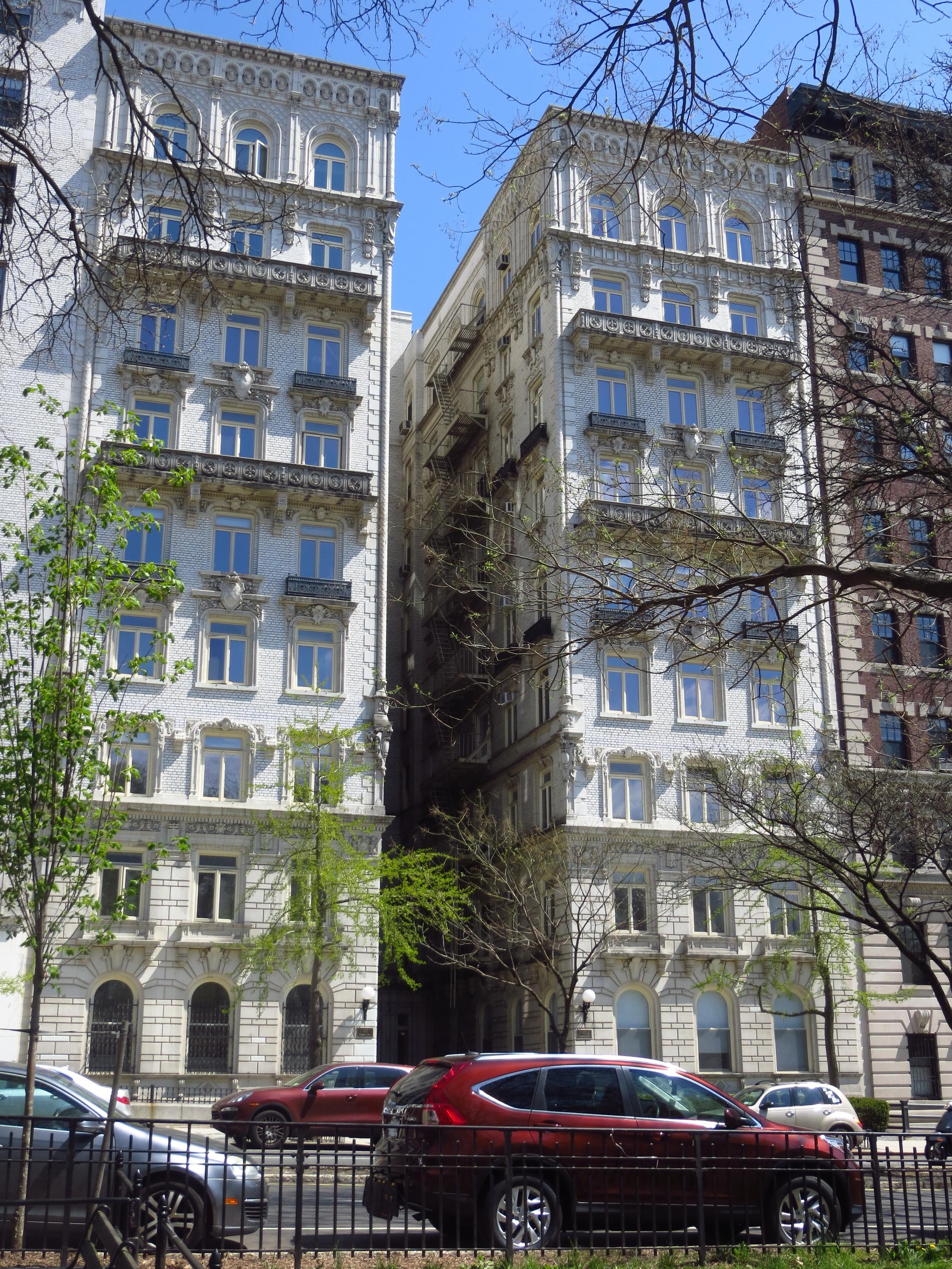 Riverside Drive apartments